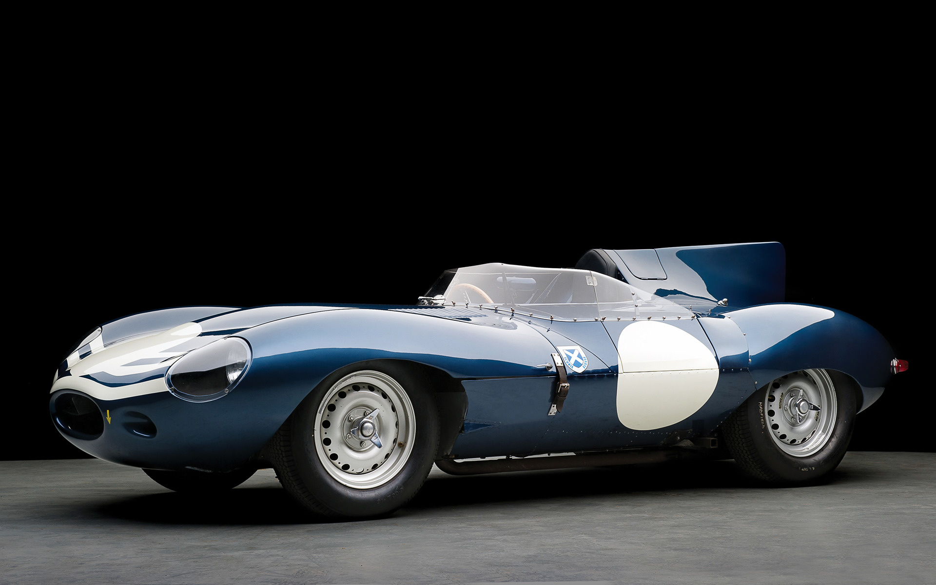 jaguar d type long nose 504 1955 wallpapers and hd images car pixel. Black Bedroom Furniture Sets. Home Design Ideas