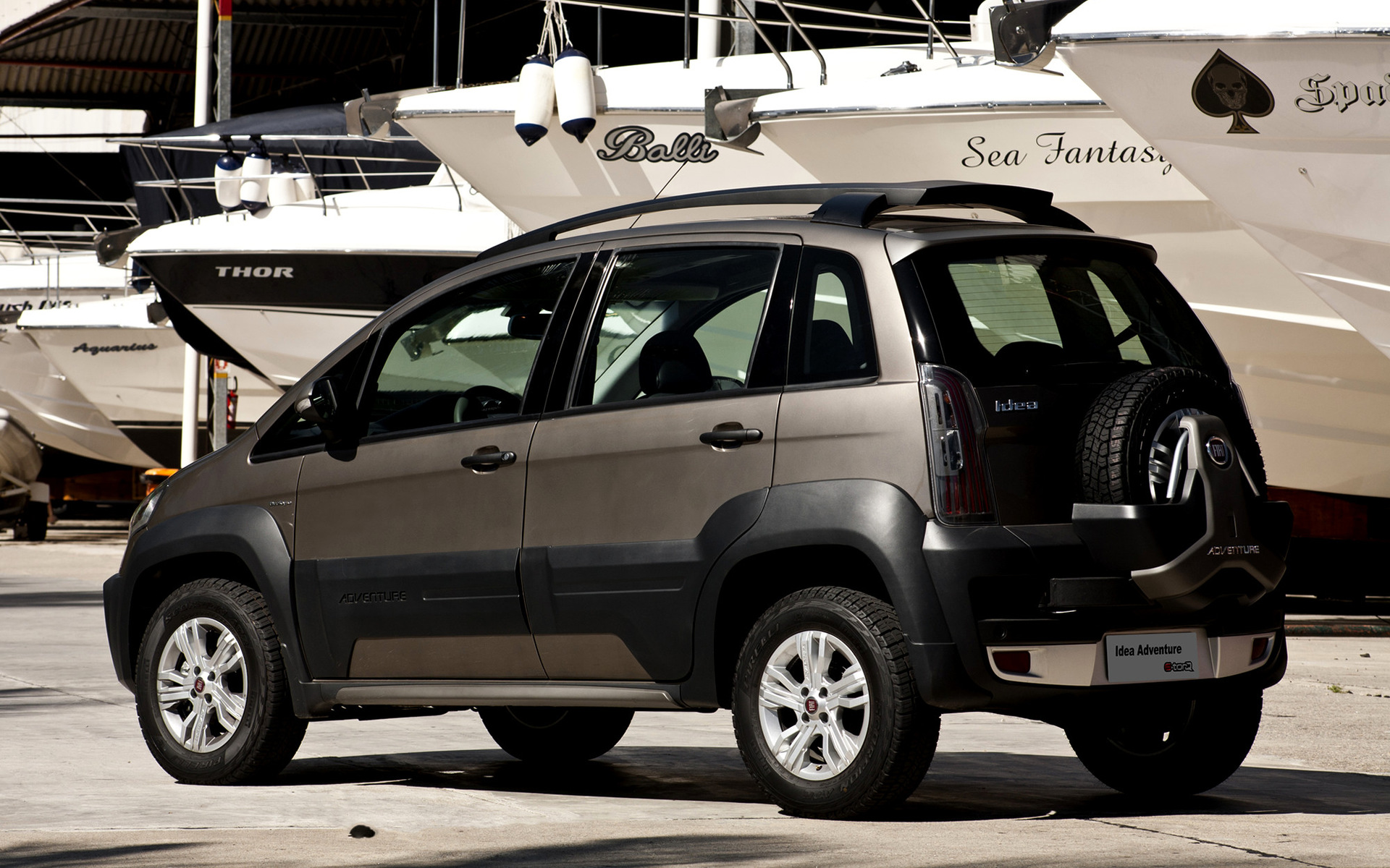 Fiat Idea Adventure  2010  Wallpapers And Hd Images