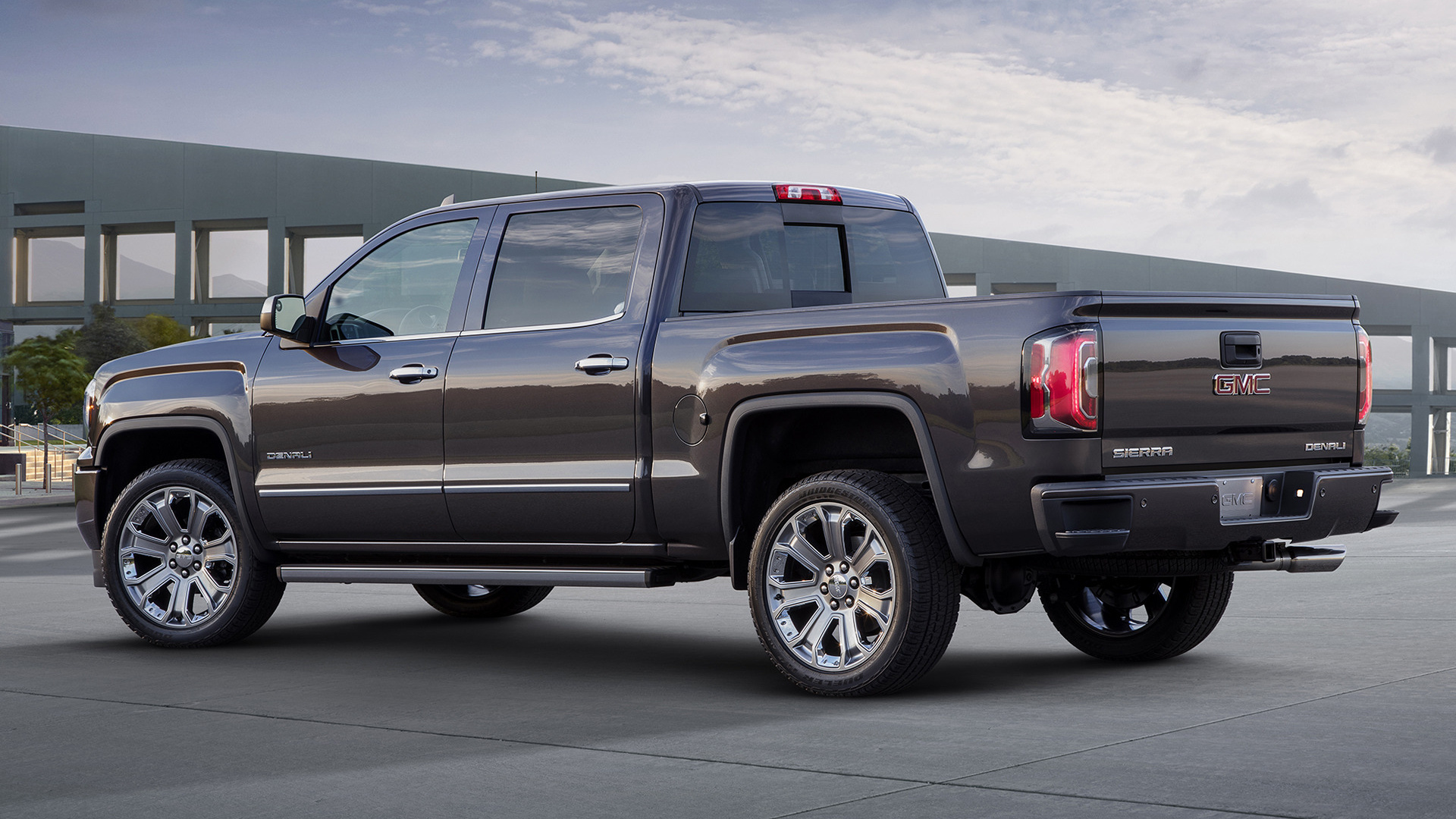2017 GMC Sierra 1500 Denali Ultimate Crew Cab - Wallpapers ...