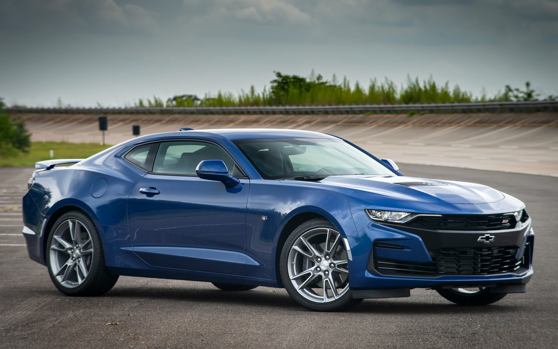 2019 Chevrolet Camaro Ss Br Wallpapers And Hd Images Car Pixel