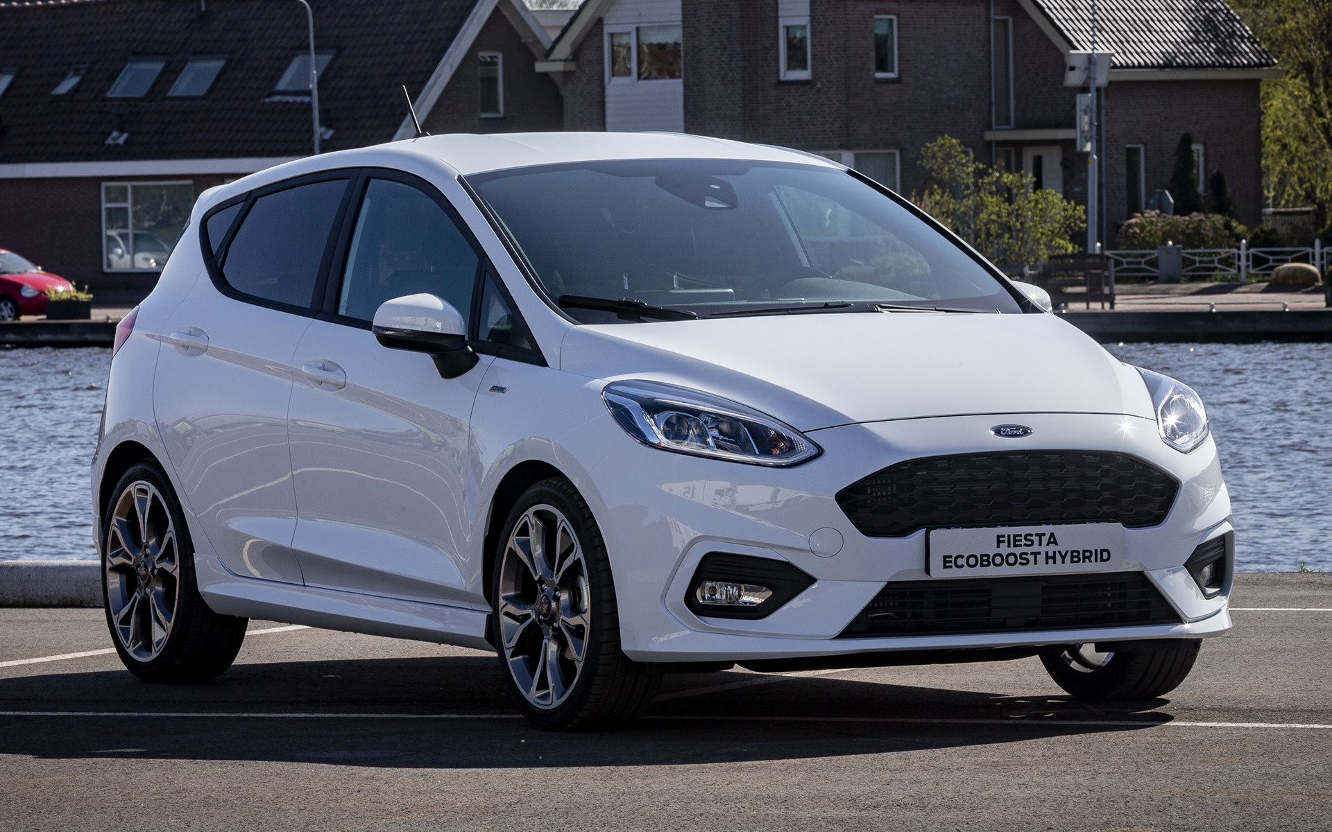 2019 Ford Fiesta Hybrid ST-Line [3-door] - Wallpapers and HD