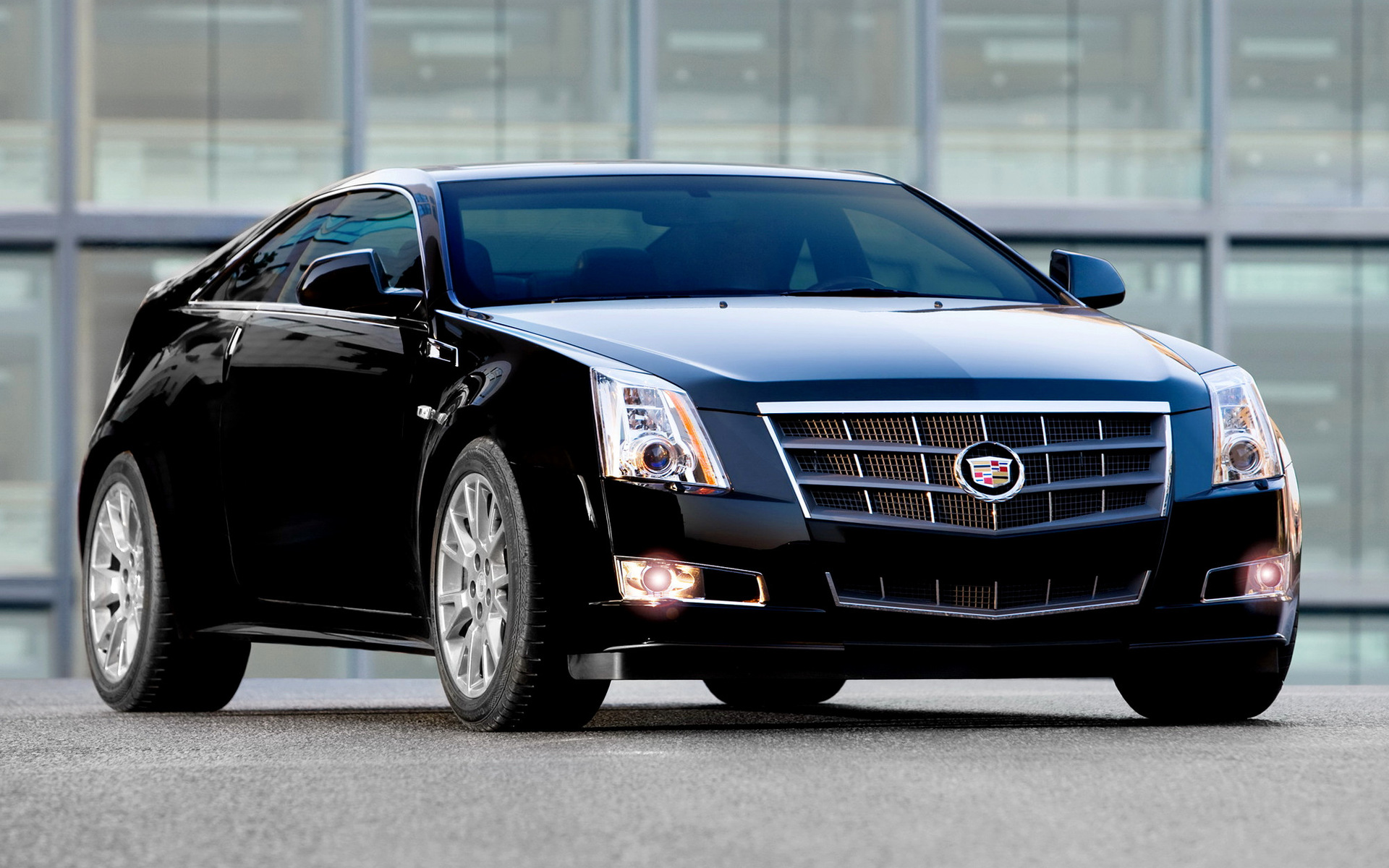 Cadillac Cts Coupe 2010 Wallpapers And Hd Images Car Pixel