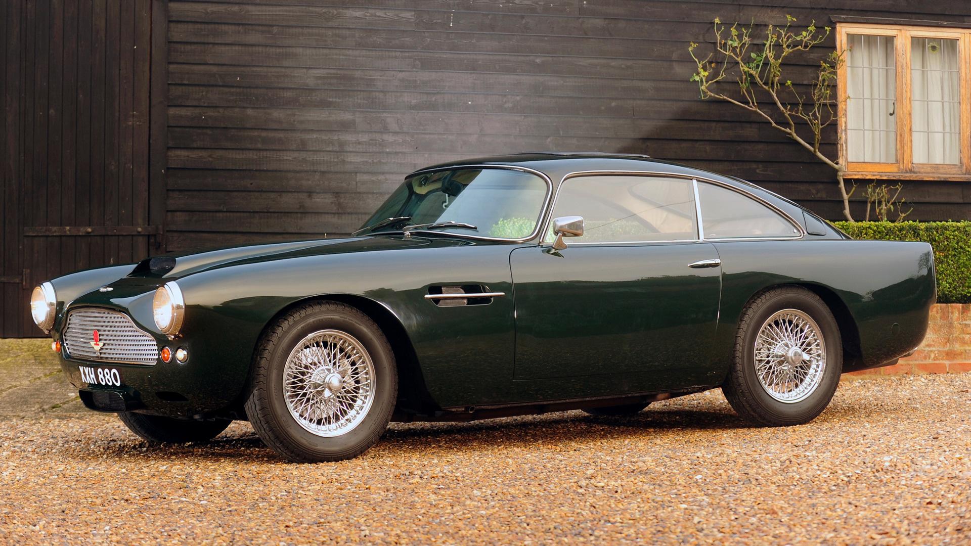 1958 Aston Martin Db4 I Uk Papeis De Parede E Imagens De Fundo Em Hd Car Pixel