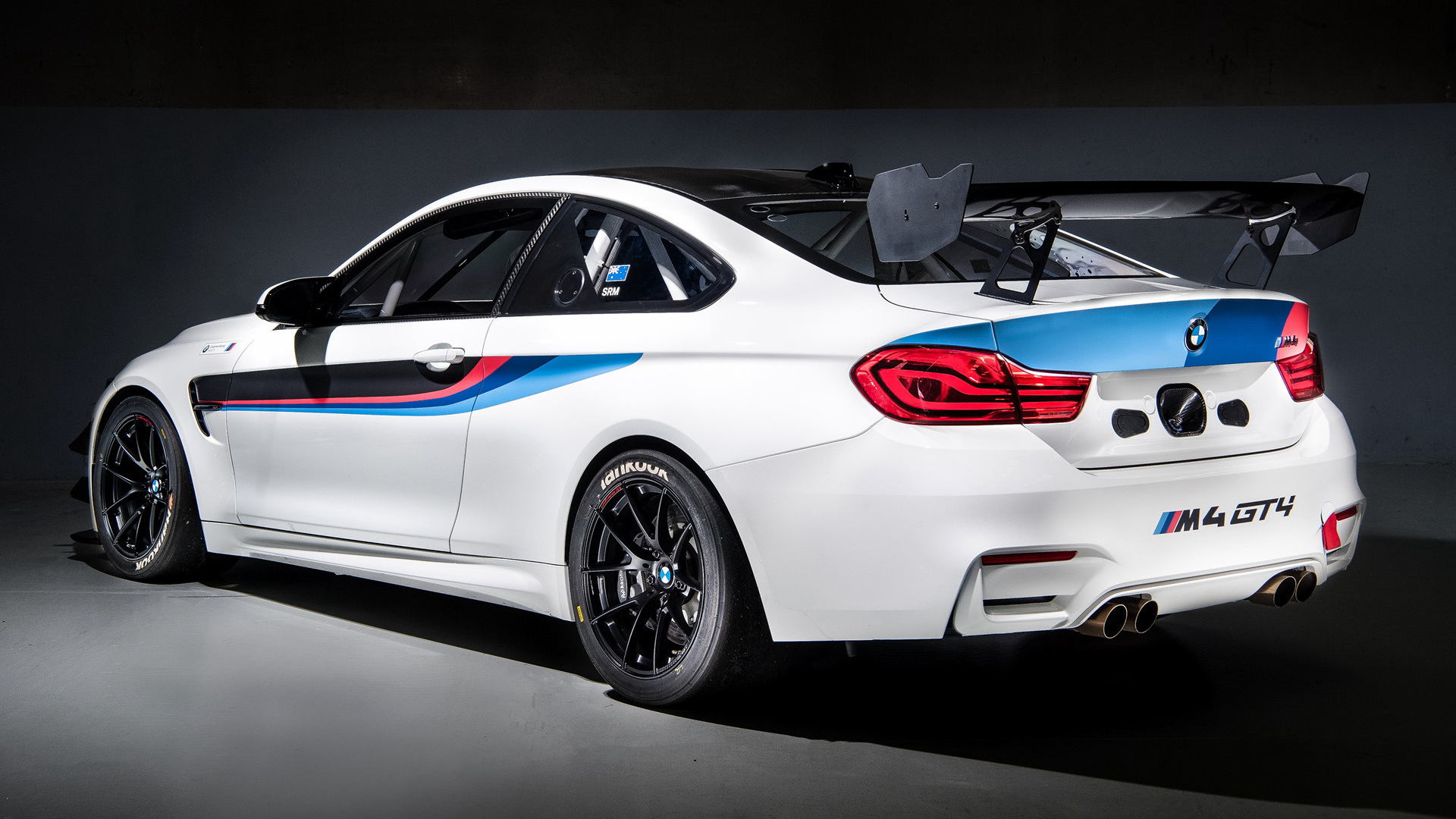 2018 BMW M4 GT4 (US) - Wallpapers and HD Images | Car Pixel