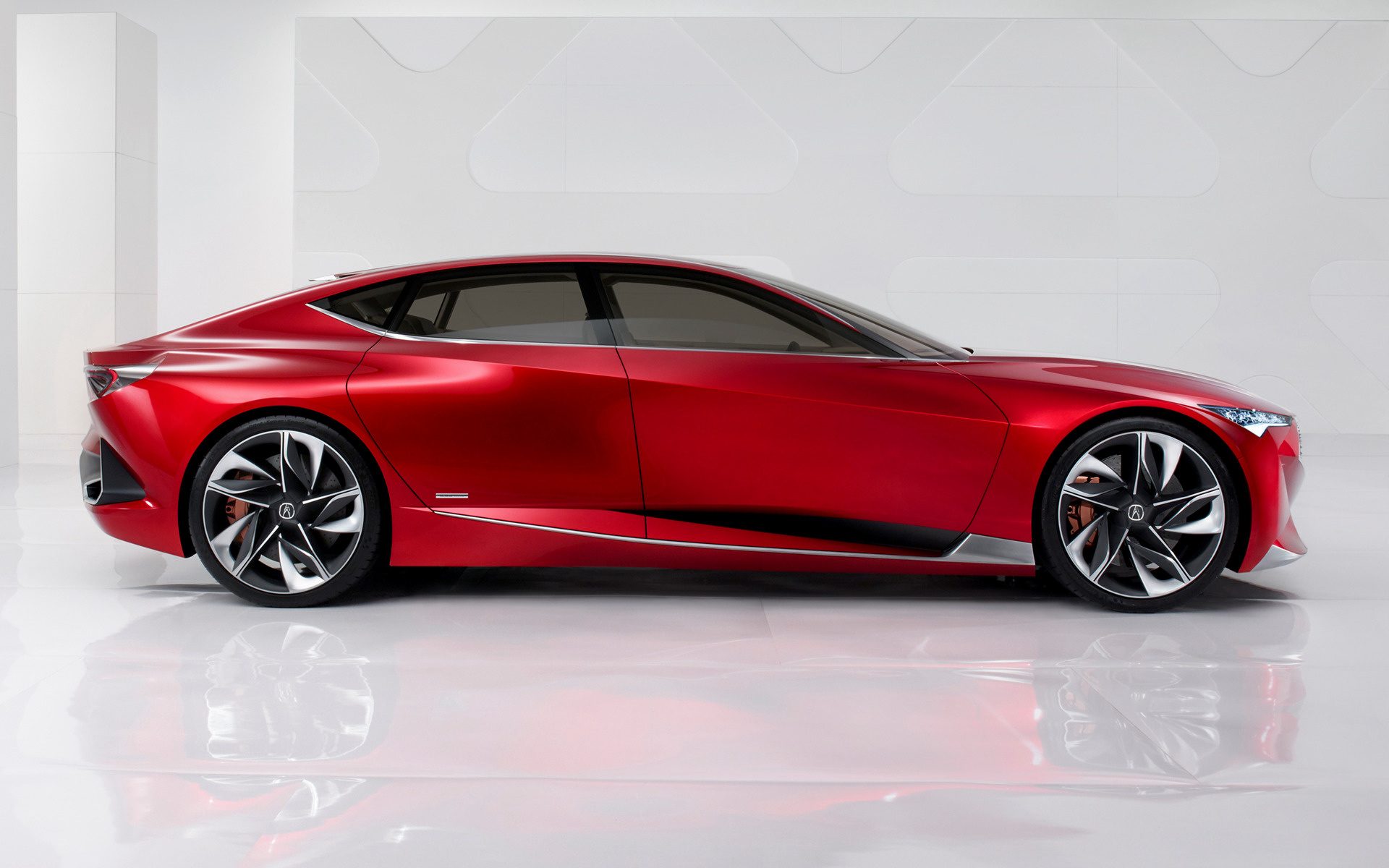2016 Acura Precision Concept - Wallpapers and HD Images | Car Pixel