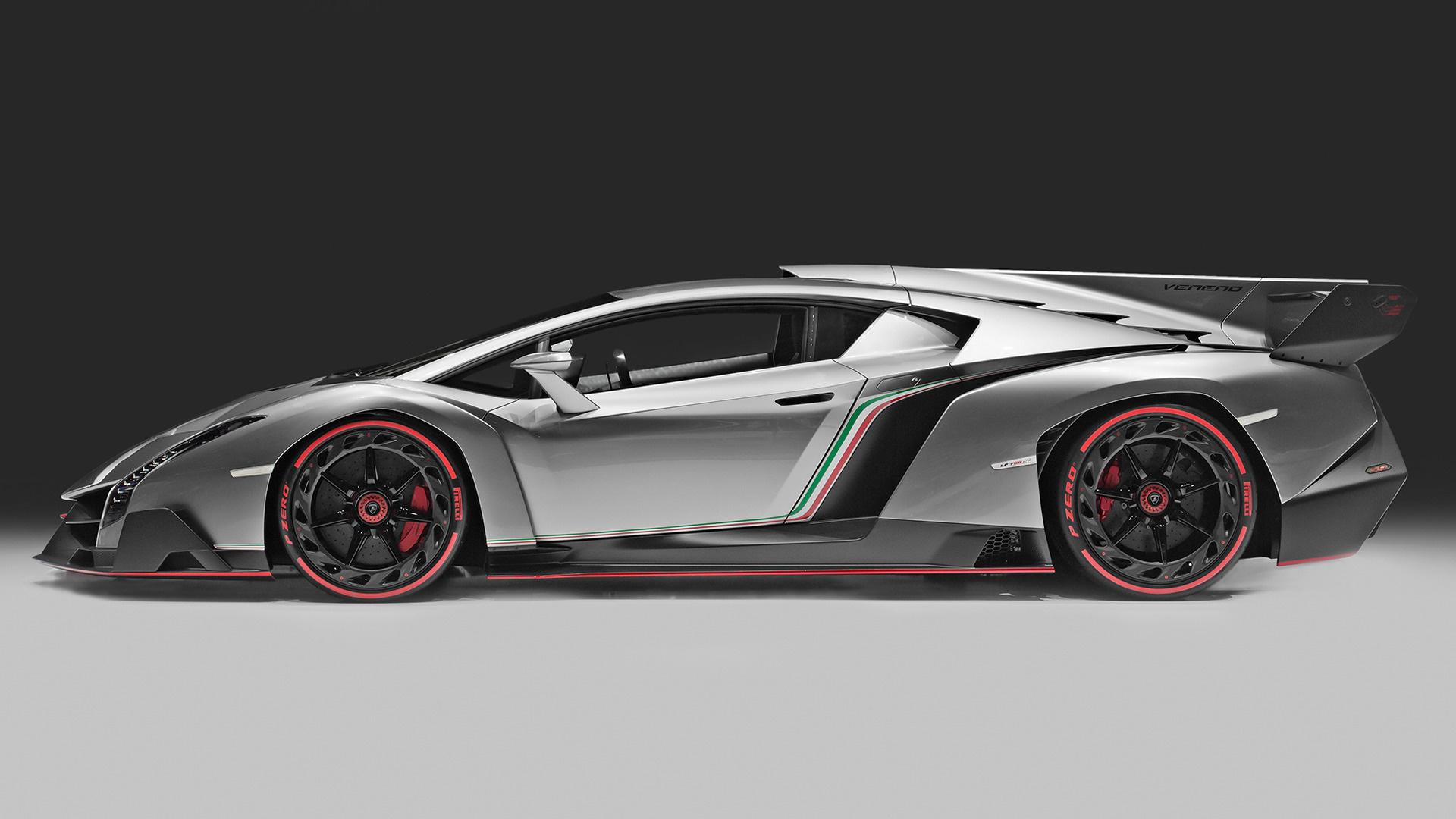 Lamborghini Veneno 2013 Wallpapers And HD Images