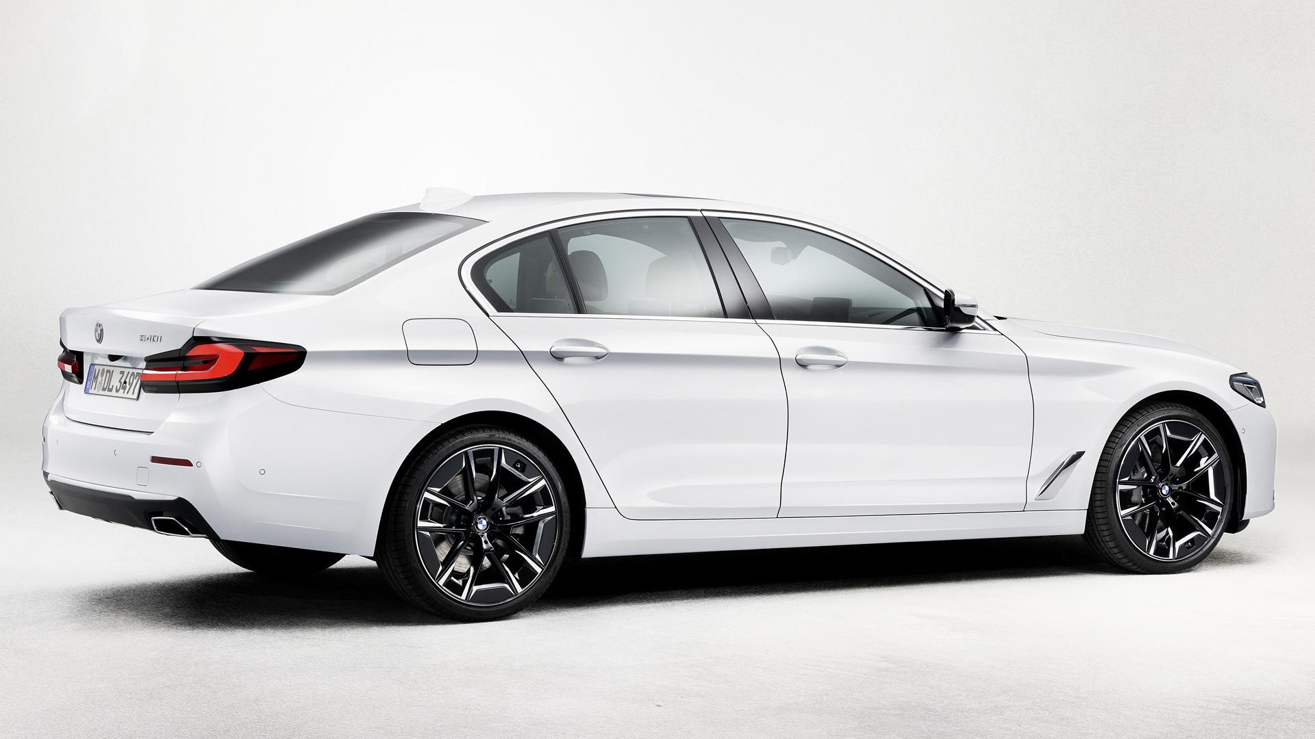 2020 BMW 550I Pricing