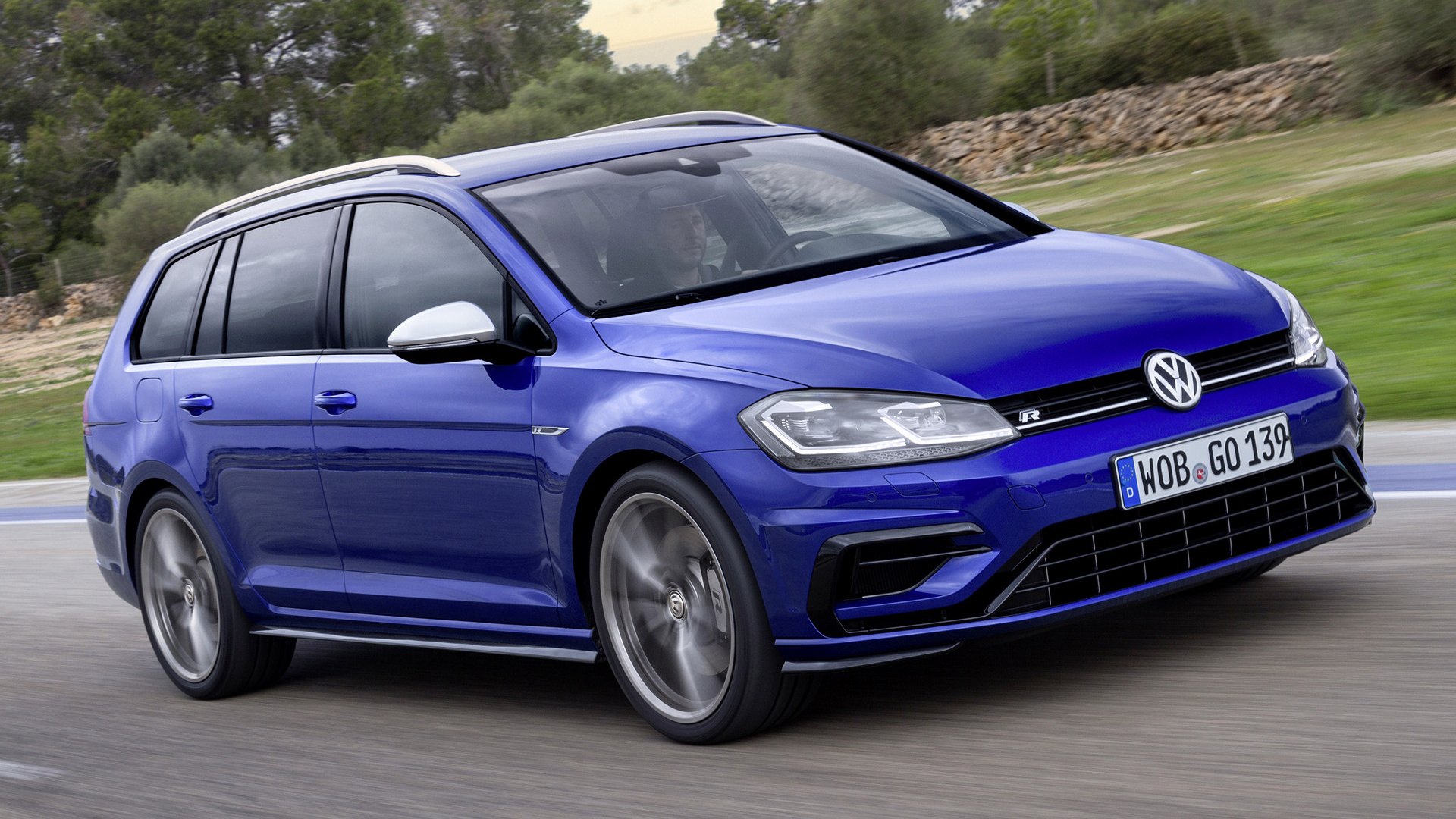 2017 Volkswagen Golf R Variant - Wallpapers and HD Images ...