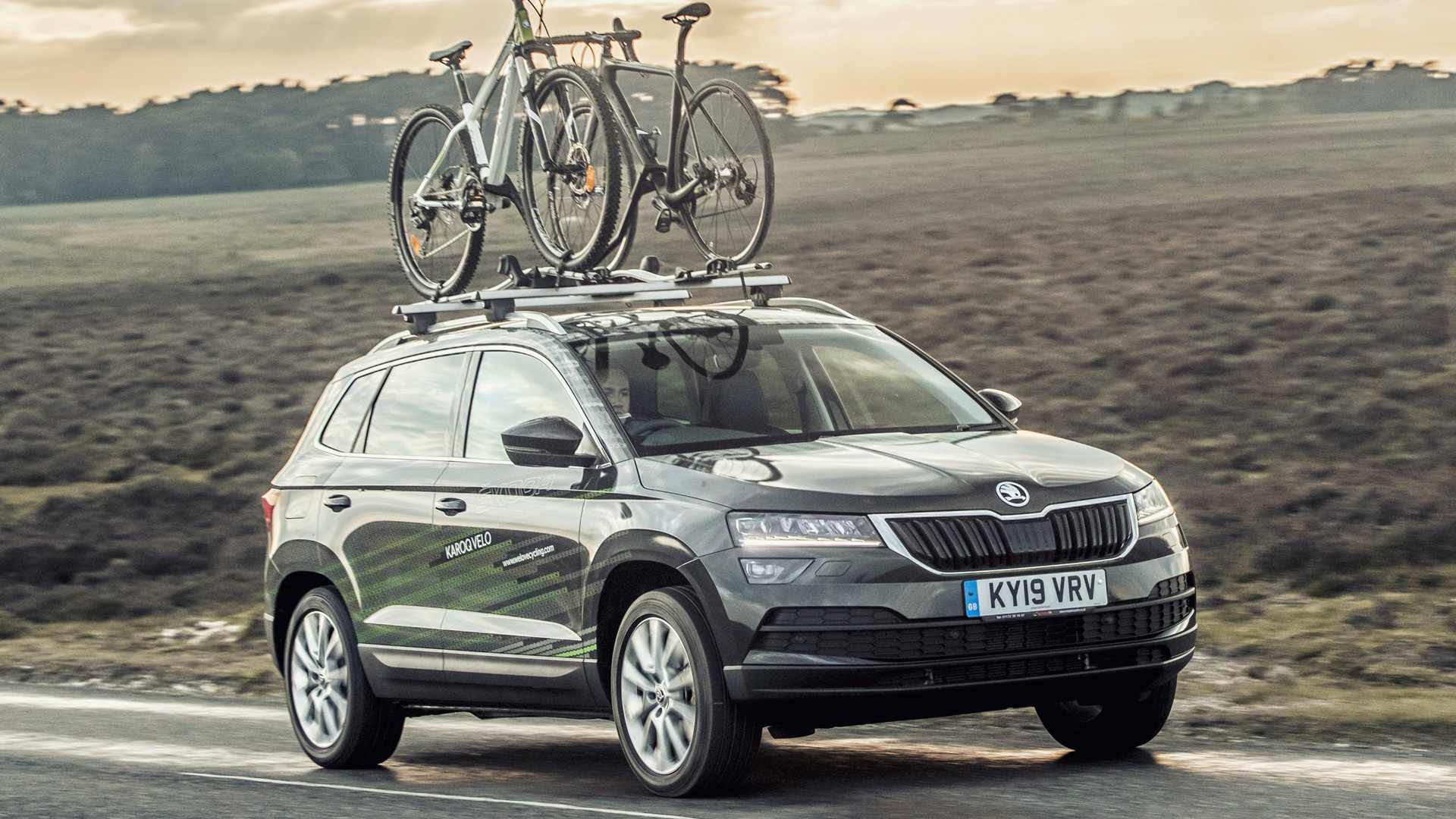 2019 Skoda Karoq Velo Concept Wallpapers And Hd Images Car Pixel