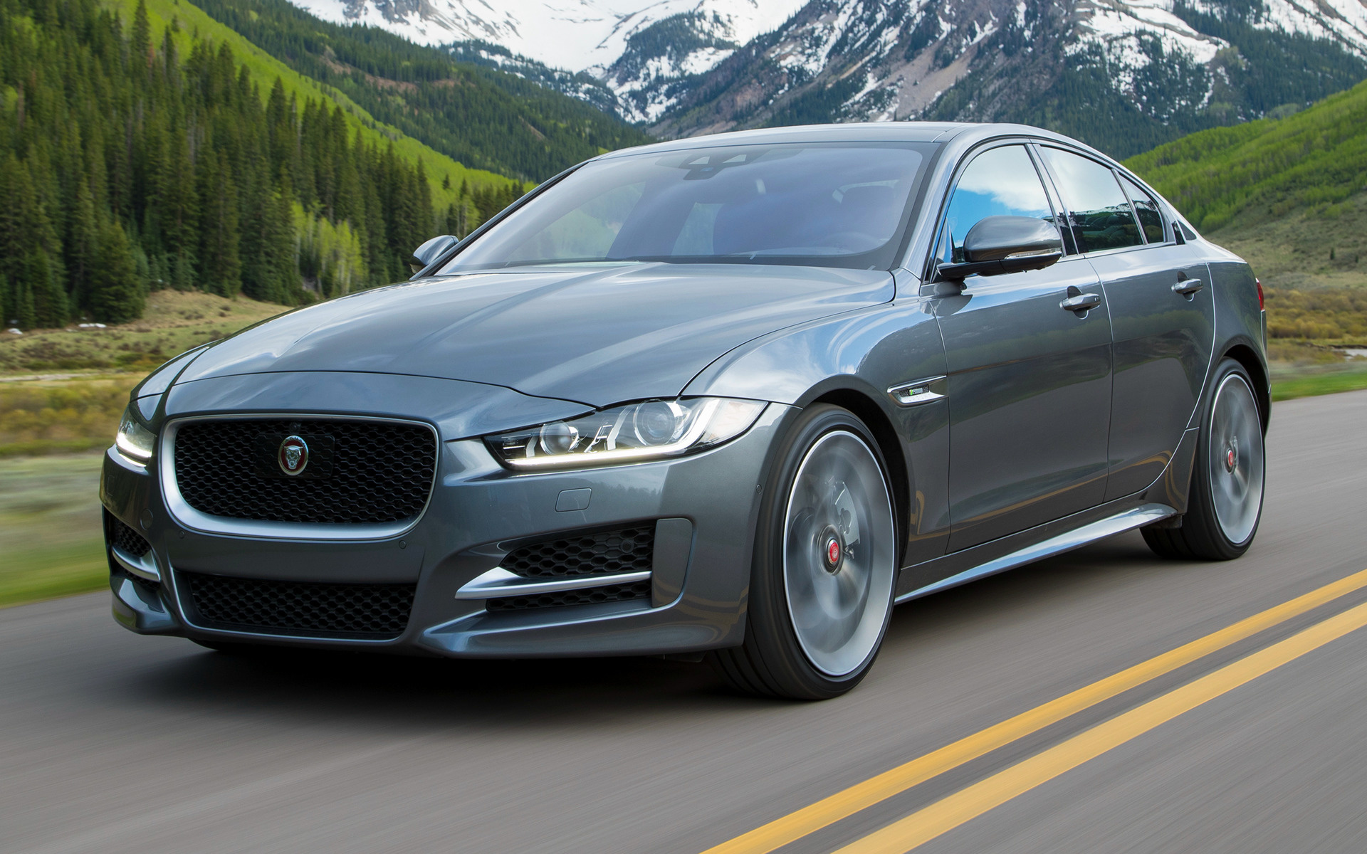jaguar xe r sport 2017 us wallpapers and hd images car pixel. Black Bedroom Furniture Sets. Home Design Ideas