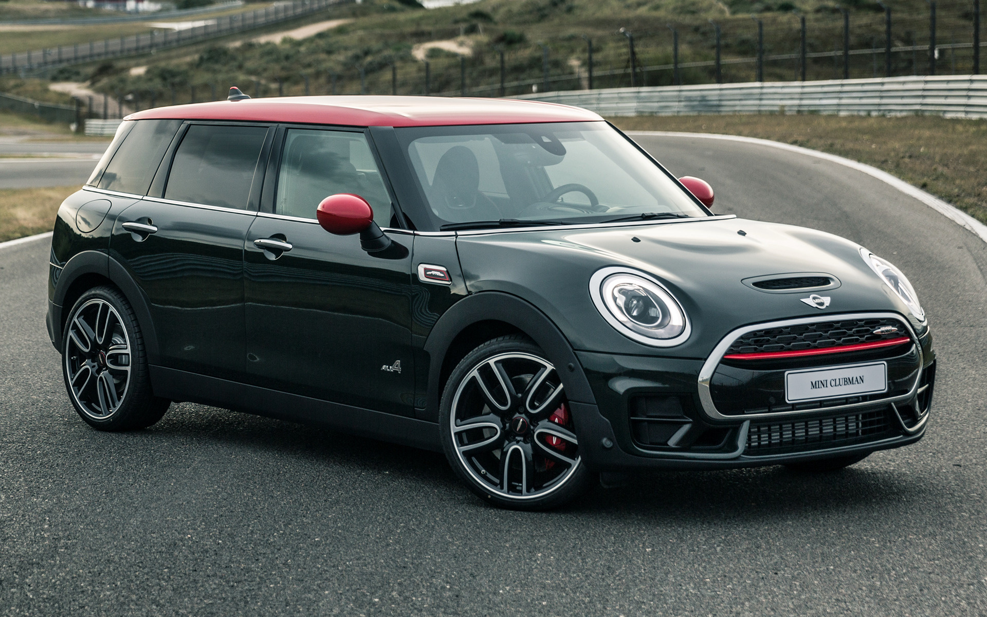 mini john cooper works clubman 2016 wallpapers and hd images car pixel. Black Bedroom Furniture Sets. Home Design Ideas