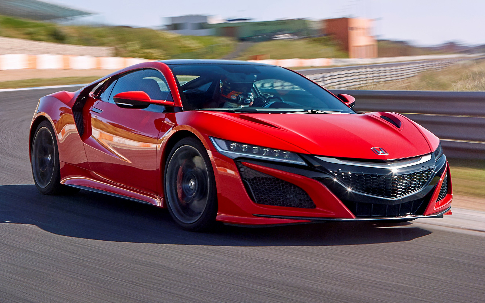 2016 Honda Nsx Wallpapers And Hd Images Car Pixel