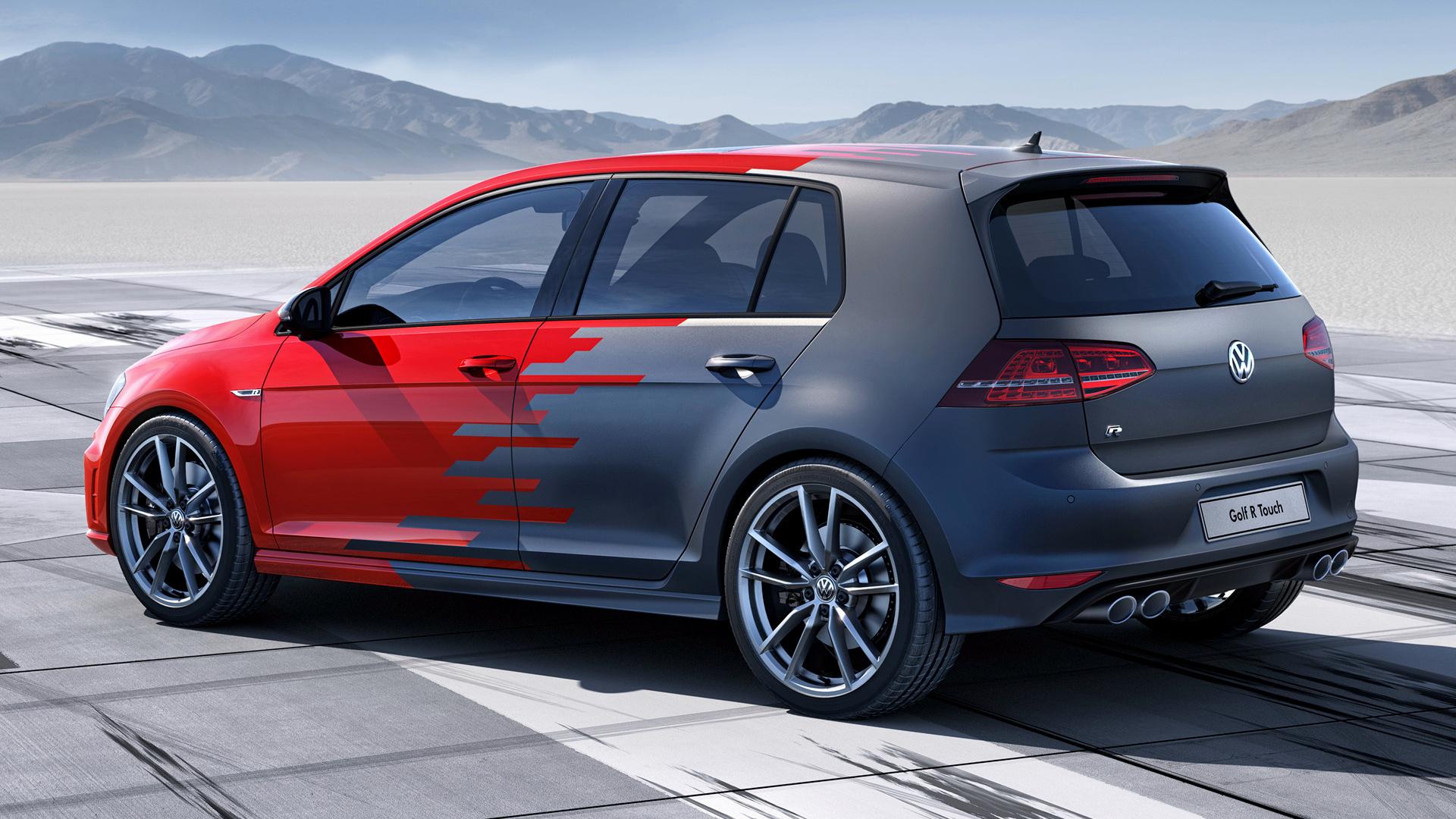 Volkswagen Golf R Touch 5-door (2015) Wallpapers and HD ...