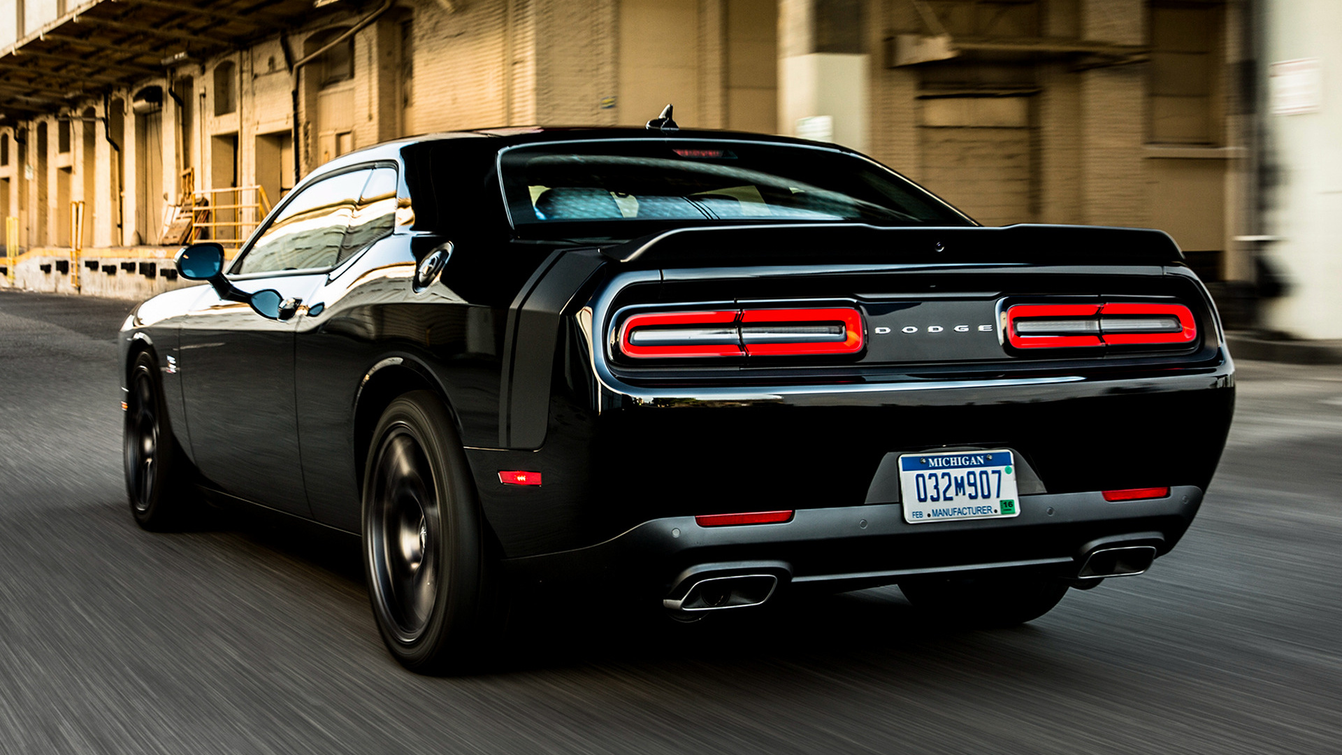 2015 Dodge Challenger R T Scat Pack Wallpapers And Hd