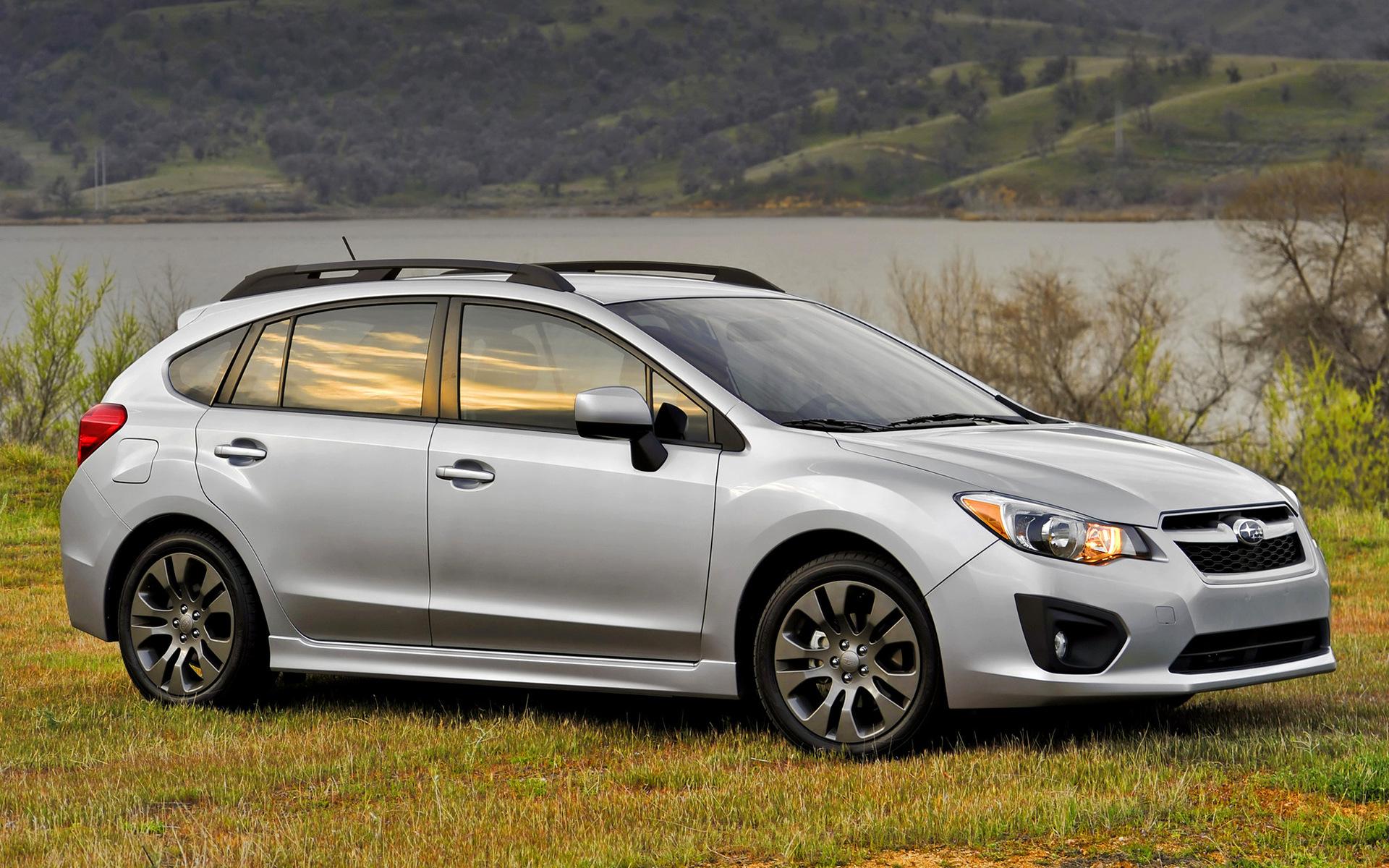 2011 Subaru Impreza Sport Hatchback (US)