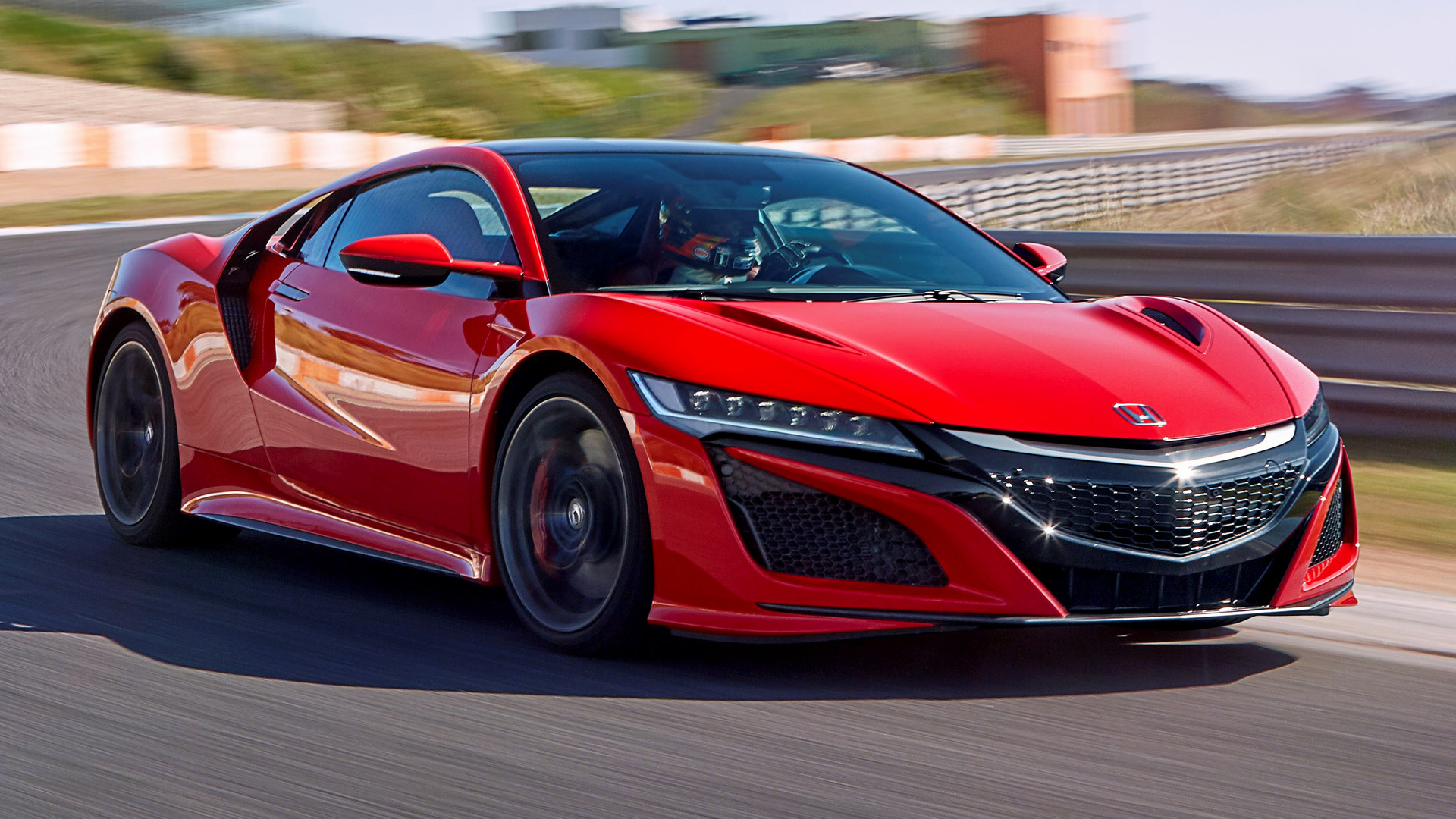 Honda nsx 2016 wallpapers and hd images car pixel hd 169 voltagebd Gallery