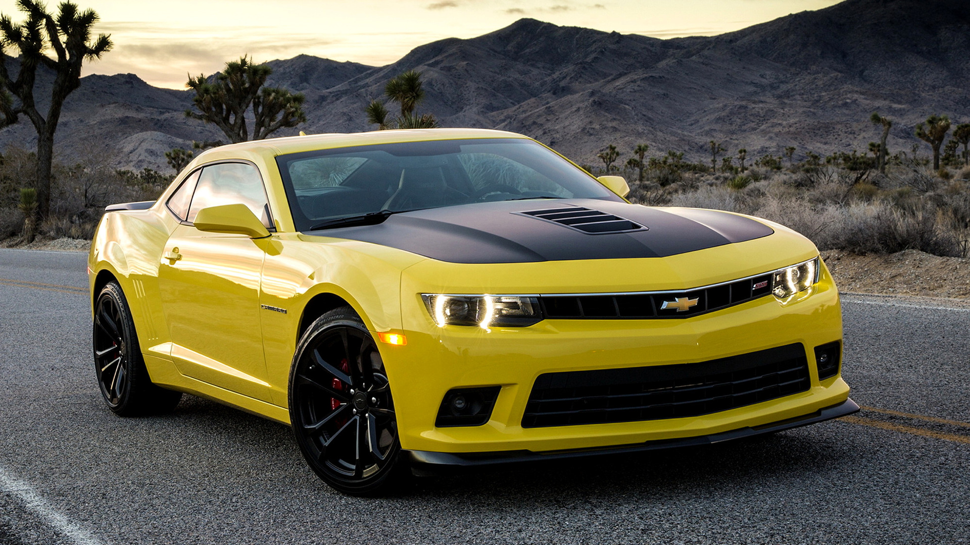 Chevrolet Camaro SS 1LE (2014) Wallpapers and HD Images