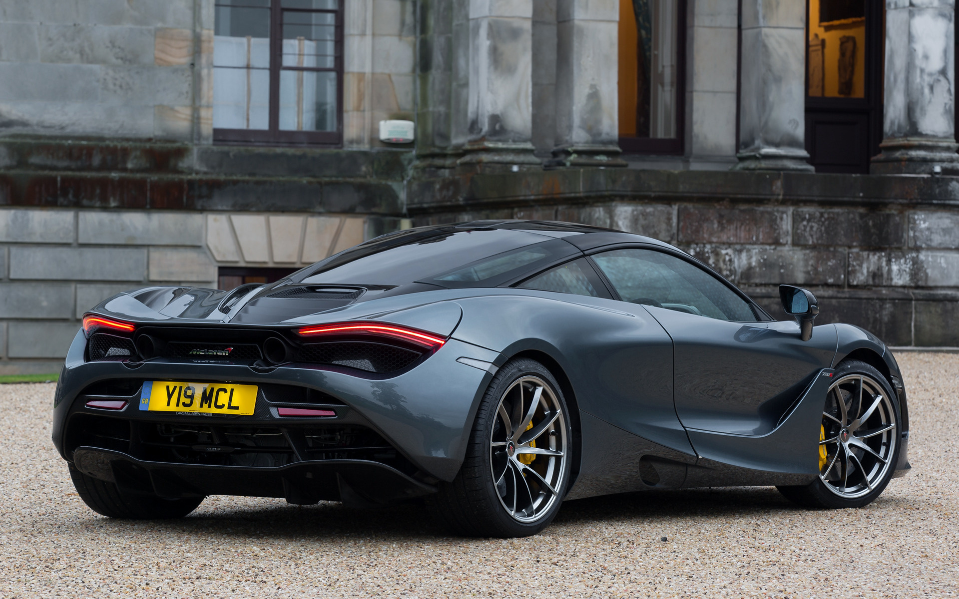 Dodge Ram 2017 >> 2017 McLaren 720S (UK) - Wallpapers and HD Images | Car Pixel