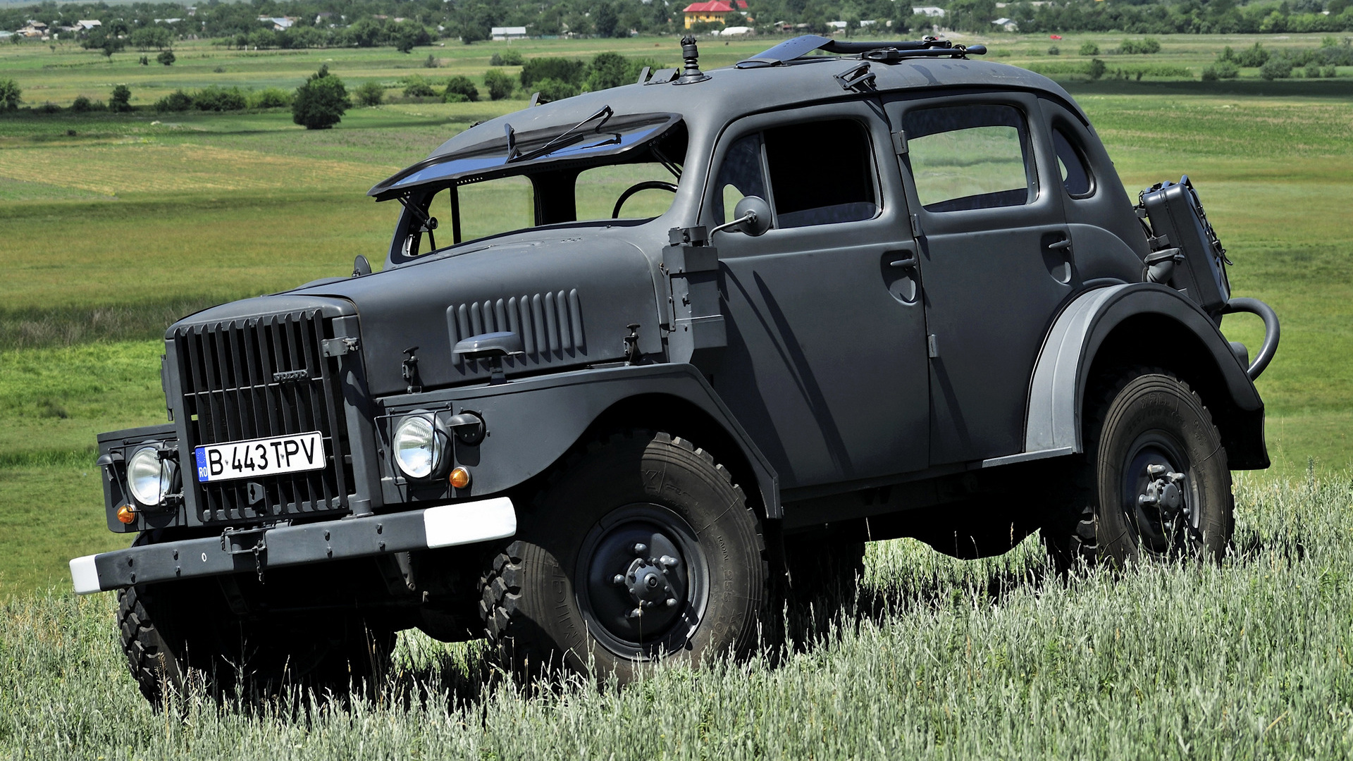 1953 Volvo TP21 Hogster - Wallpapers and HD Images | Car Pixel