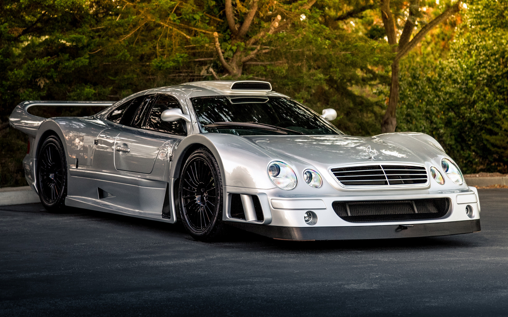 1998 Mercedes Benz Clk Gtr Road Car Wallpapers And Hd