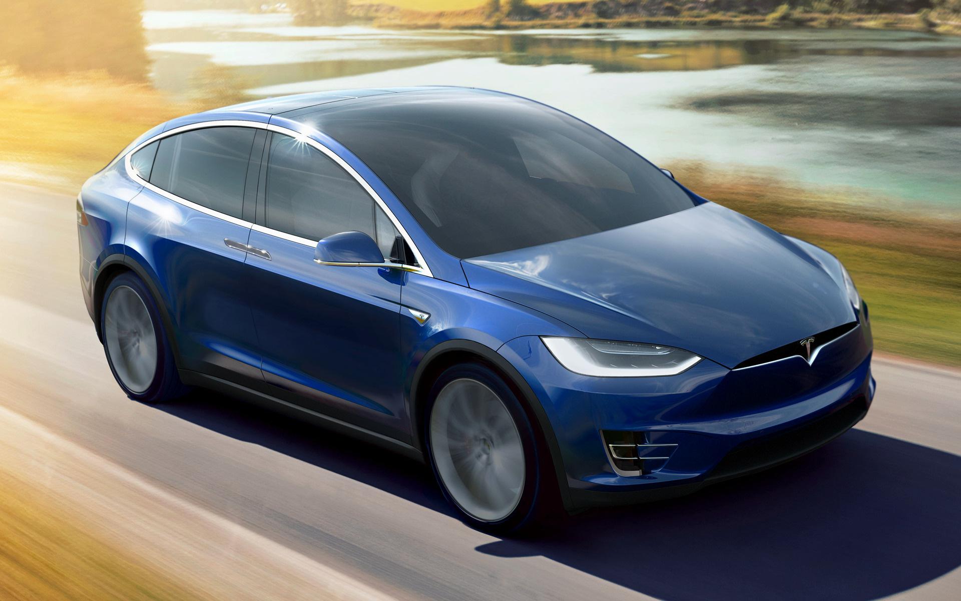 Tesla Model X P90d 2015 Wallpapers And Hd Images Car Pixel