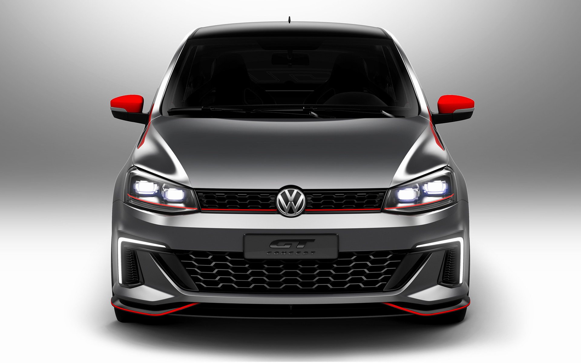 2016 Land Rover >> 2016 Volkswagen Gol GT Concept - Wallpapers and HD Images ...