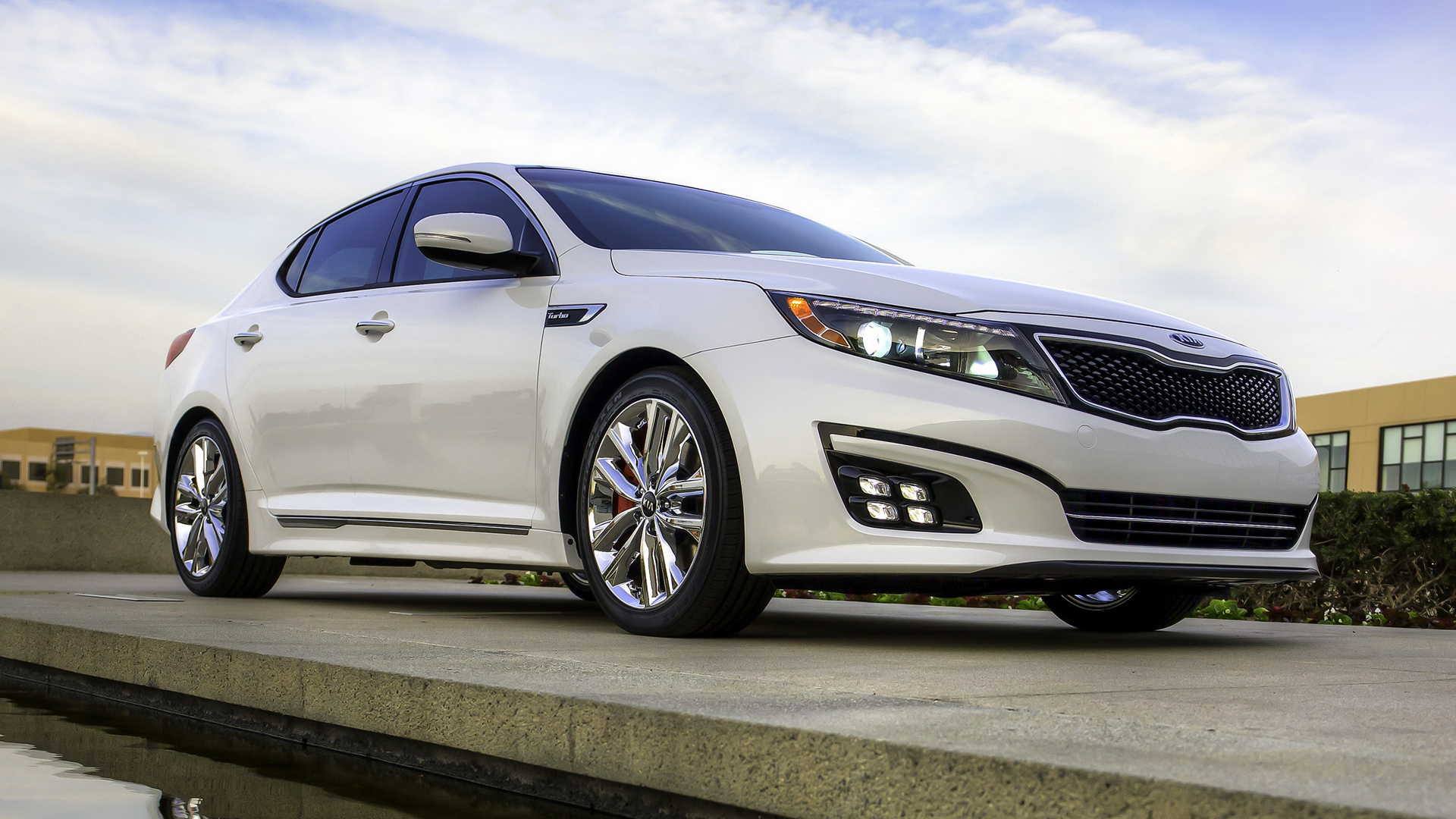 2013 Kia Optima Sx Limited Wallpapers And Hd Images Car Pixel