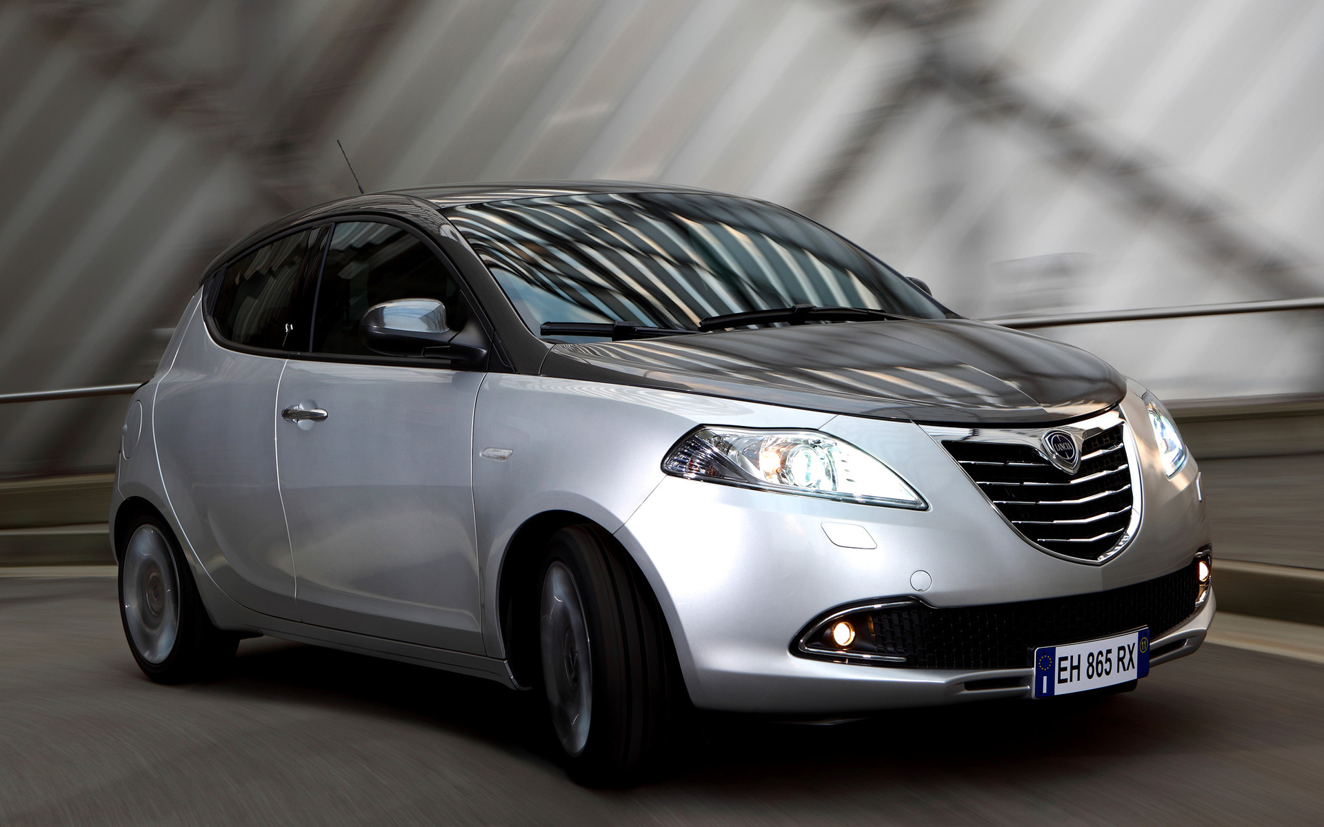 Lancia Ypsilon (2011) Wallpapers and HD Images - Car Pixel