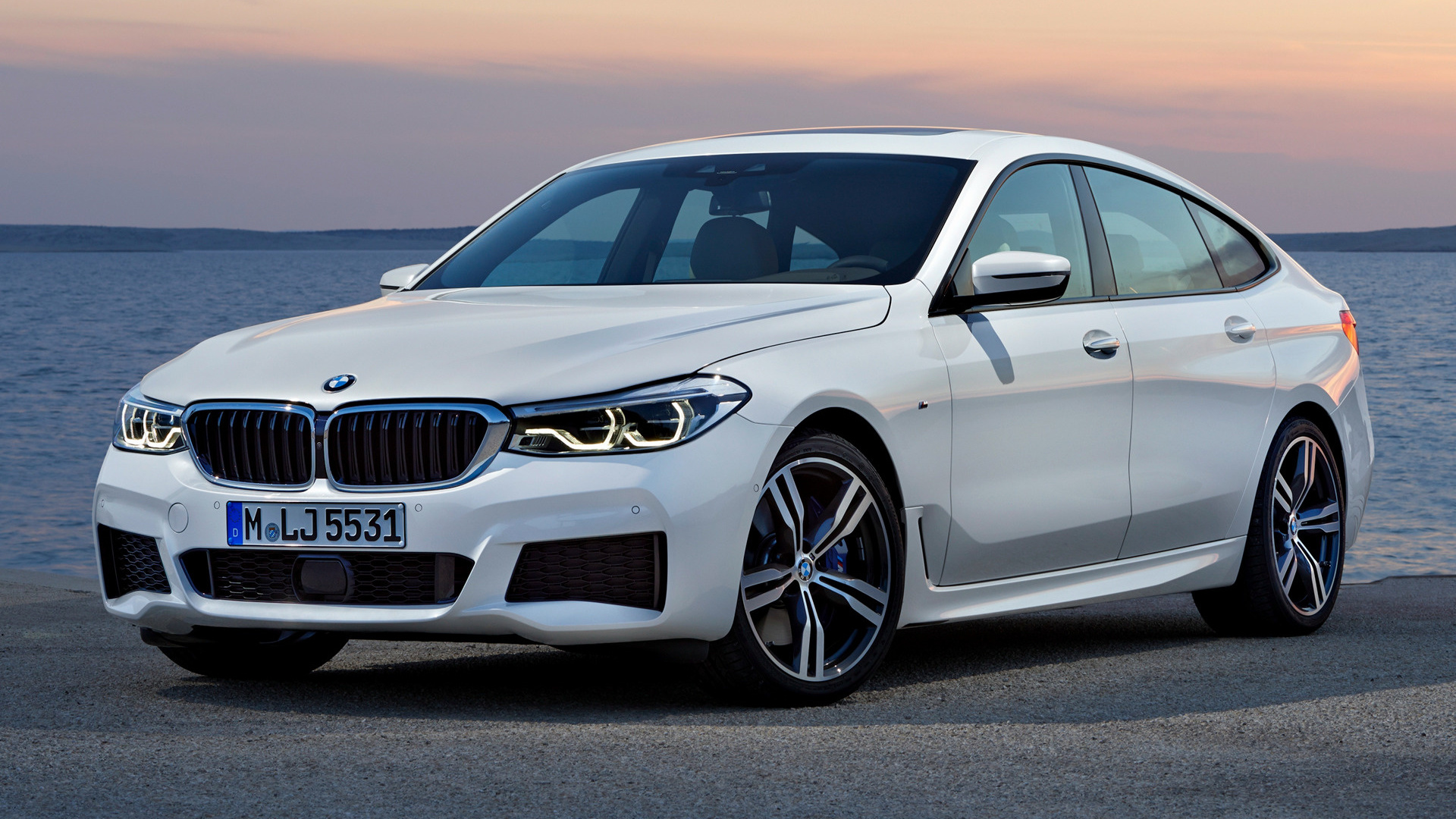 2017 BMW 6 Series Gran Turismo M Sport - Wallpapers and HD ...