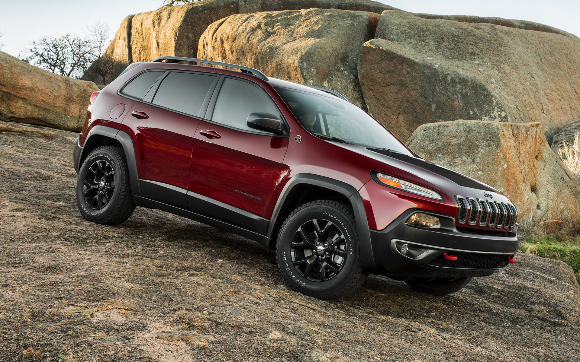 2014 Jeep Cherokee Trailhawk Wallpapers And Hd Images