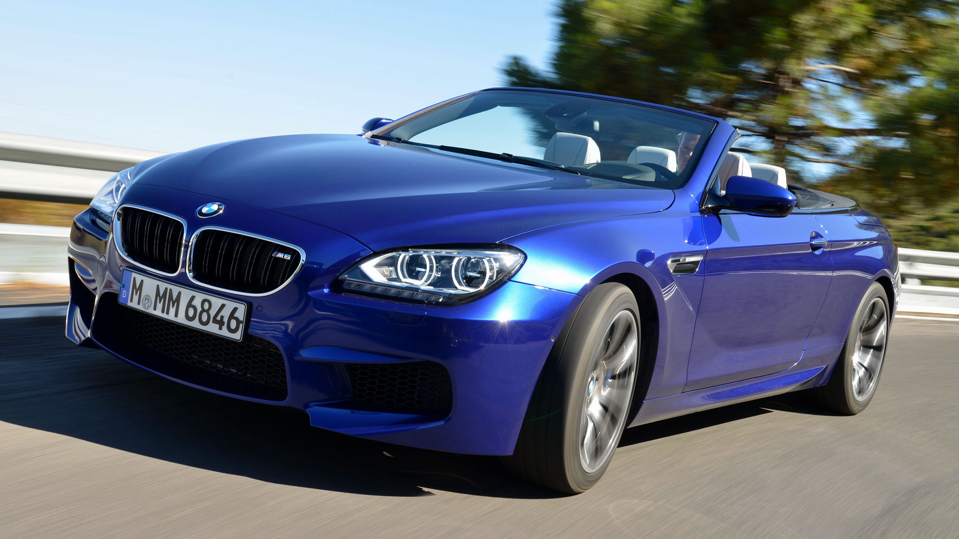 2012 BMW M6 Convertible - Wallpapers and HD Images | Car Pixel