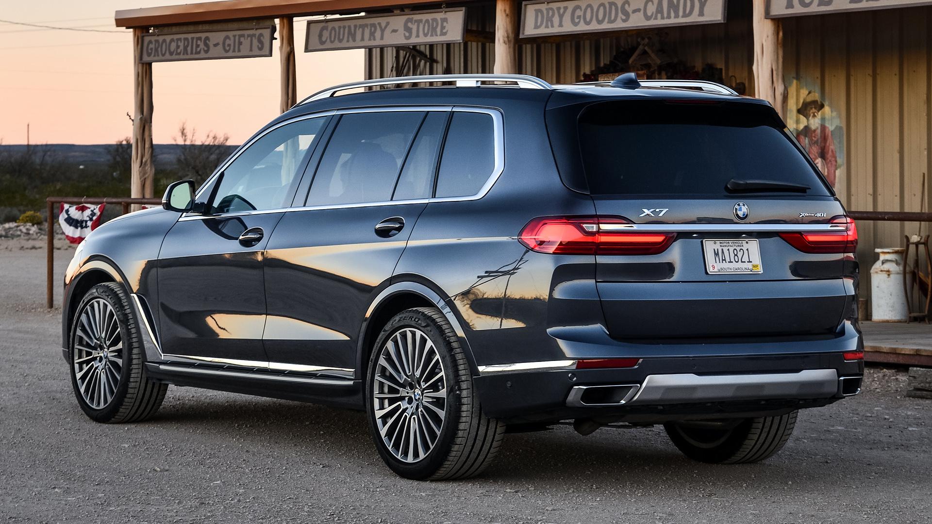 2020 BMW X7 (US) - Sfondi e Immagini HD per desktop | Car ...
