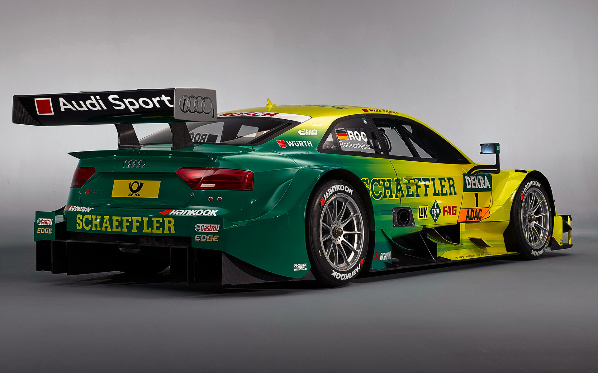 Audi RS 5 DTM (2014) Wallpapers and HD Images - Car Pixel