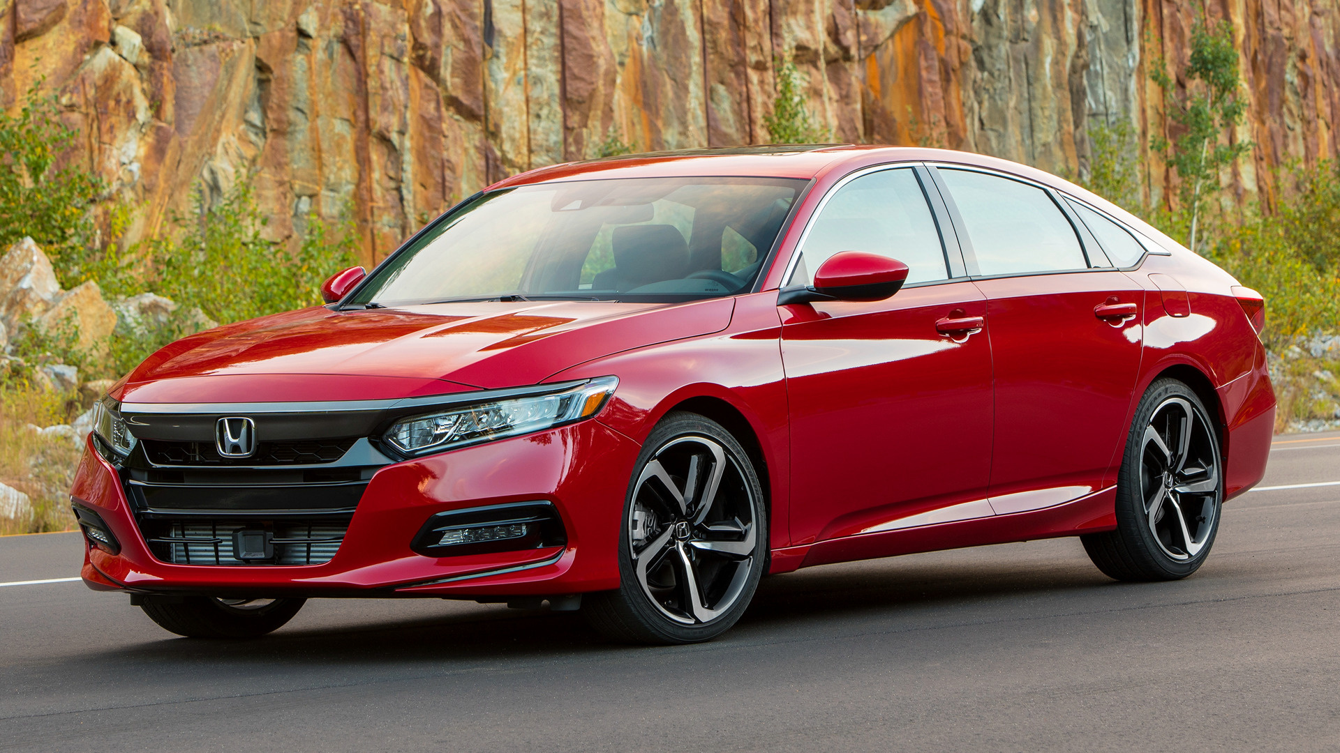 Honda Accord Sport (2018) Wallpapers and HD Images - Car Pixel
