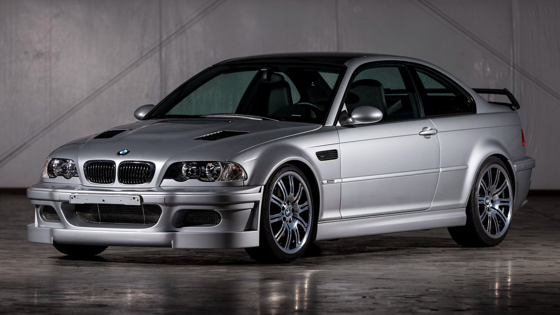 Bmw M3 Gtr Coupe Road Version 2001 Wallpapers And Hd Images Car