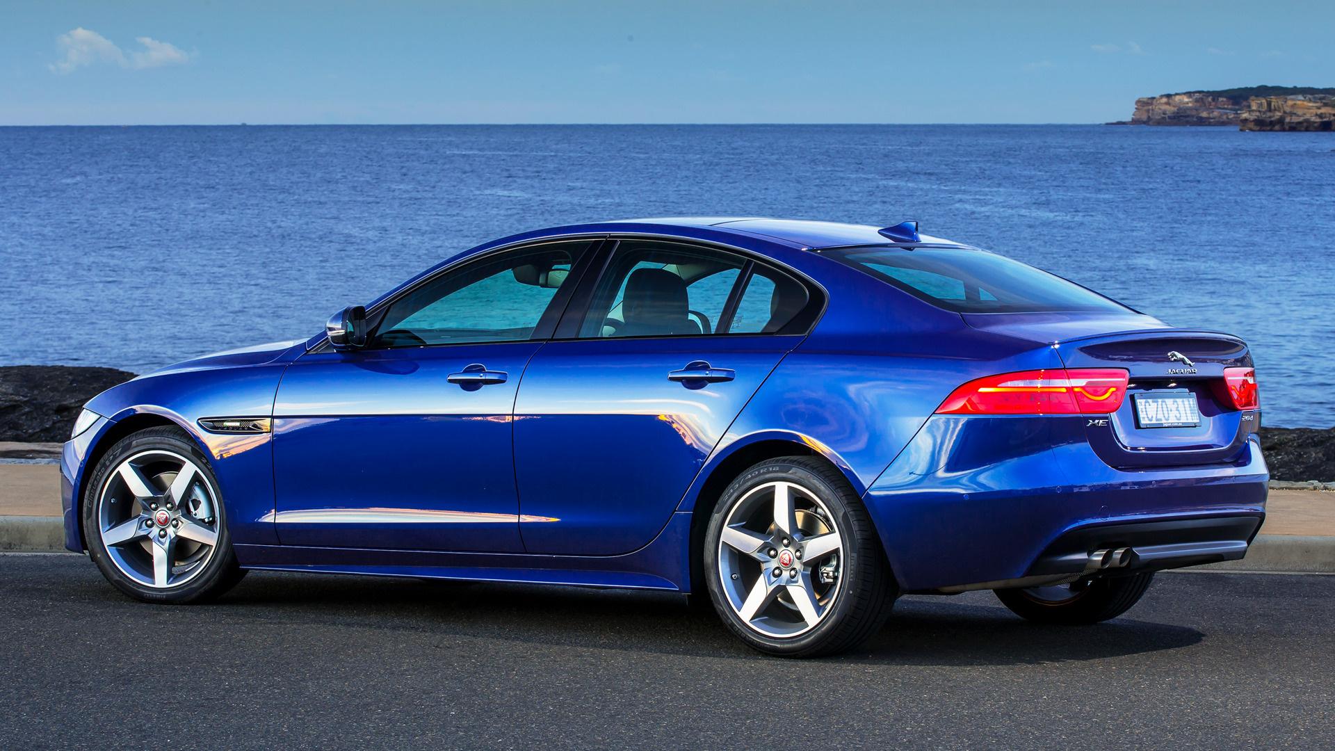 Jaguar XE R-Sport (2015) AU Wallpapers and HD Images - Car Pixel