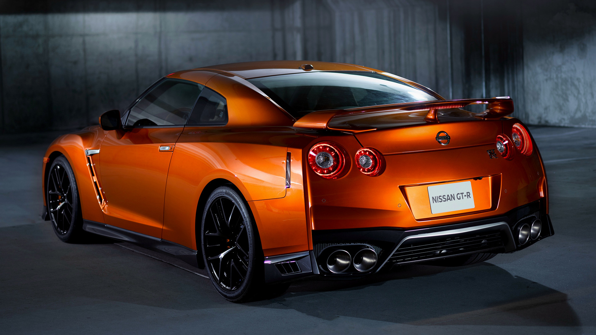 Nissan GT-R (2017) US Wallpapers And HD Images