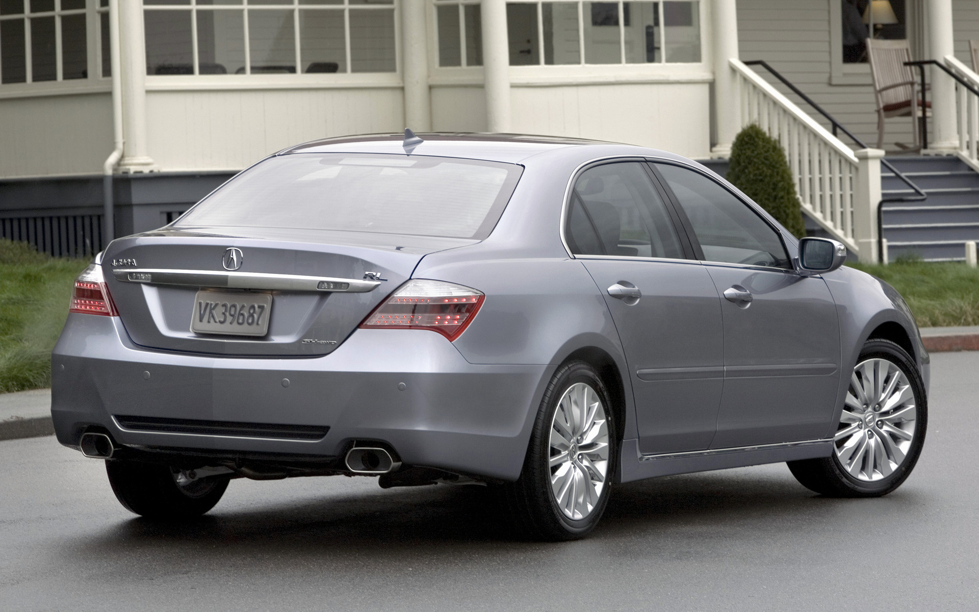 acura rl 2011 wallpapers and hd images car pixel
