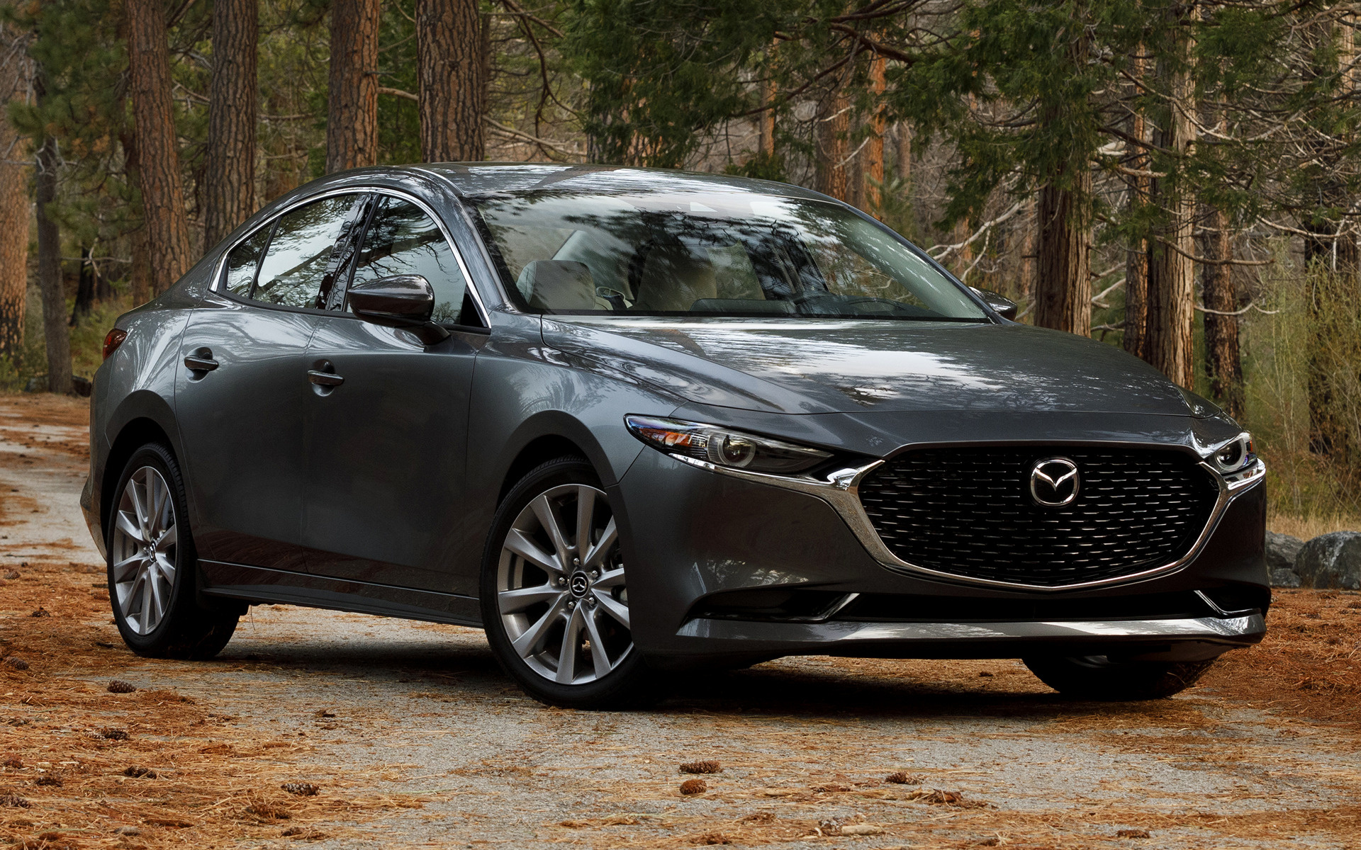 2020 Mazda3 Sedan Us Wallpapers And Hd Images Car Pixel