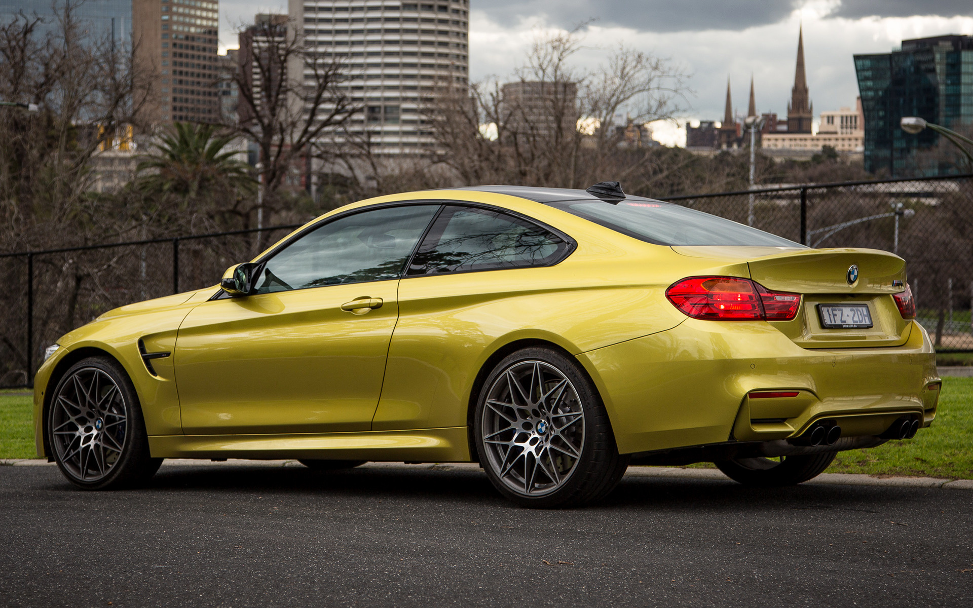 Genesis Coupe 2016 >> 2016 BMW M4 Coupe Competition Package (AU) - Wallpapers ...