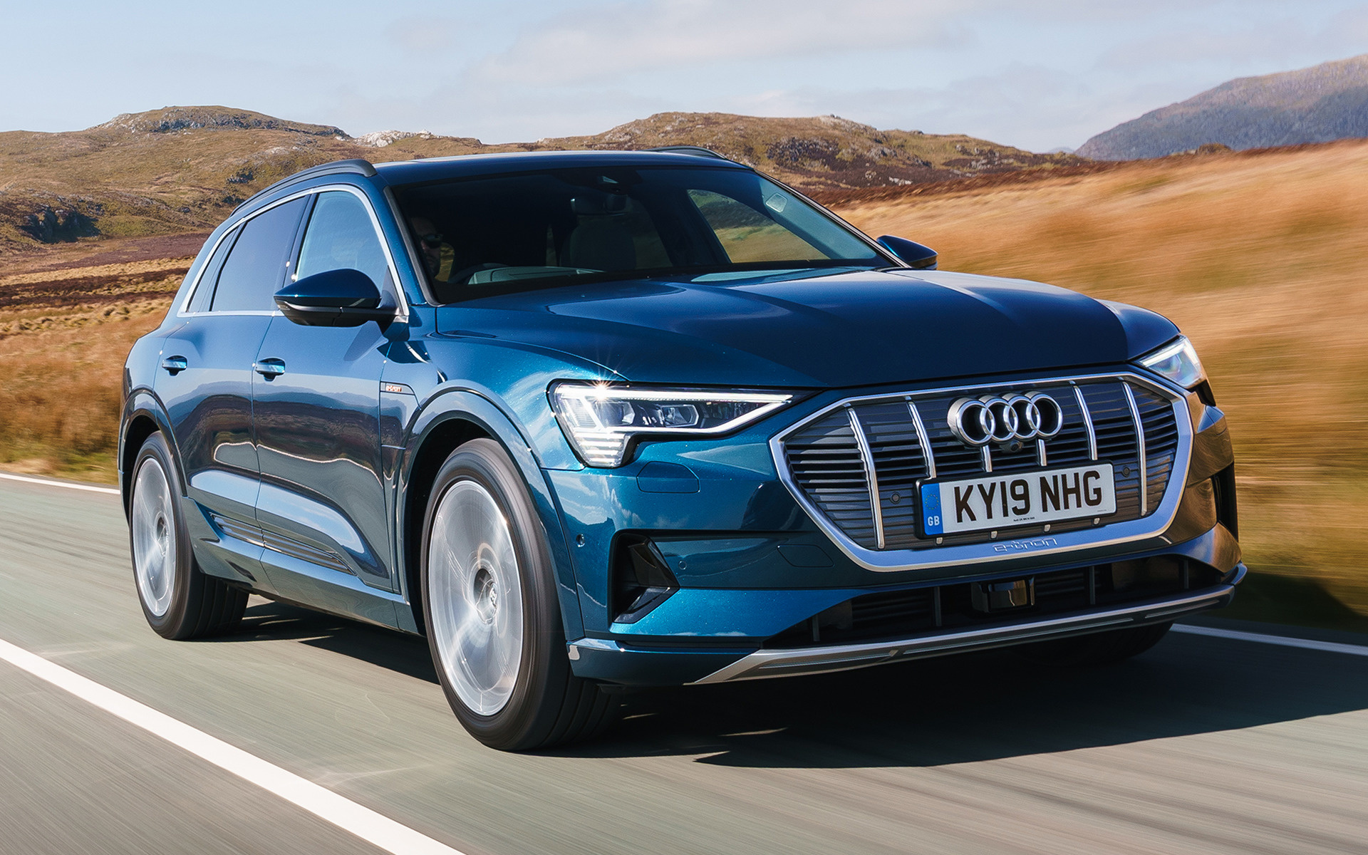 2019 Audi E-Tron (UK) - Wallpapers and HD Images | Car Pixel
