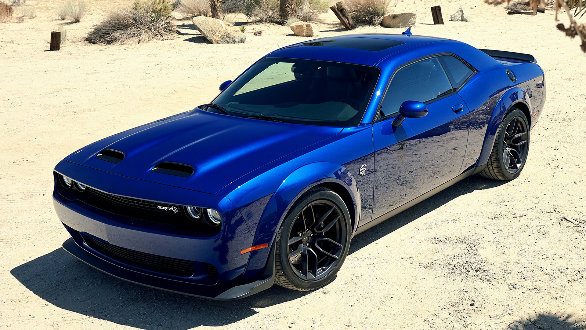 2019 Dodge Challenger Srt Hellcat Widebody Wallpapers And Hd Images Car Pixel