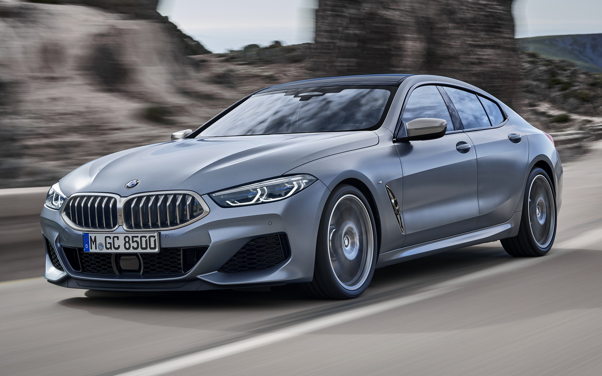 2019 BMW M850i Gran Coupe - Wallpapers and HD Images | Car ...
