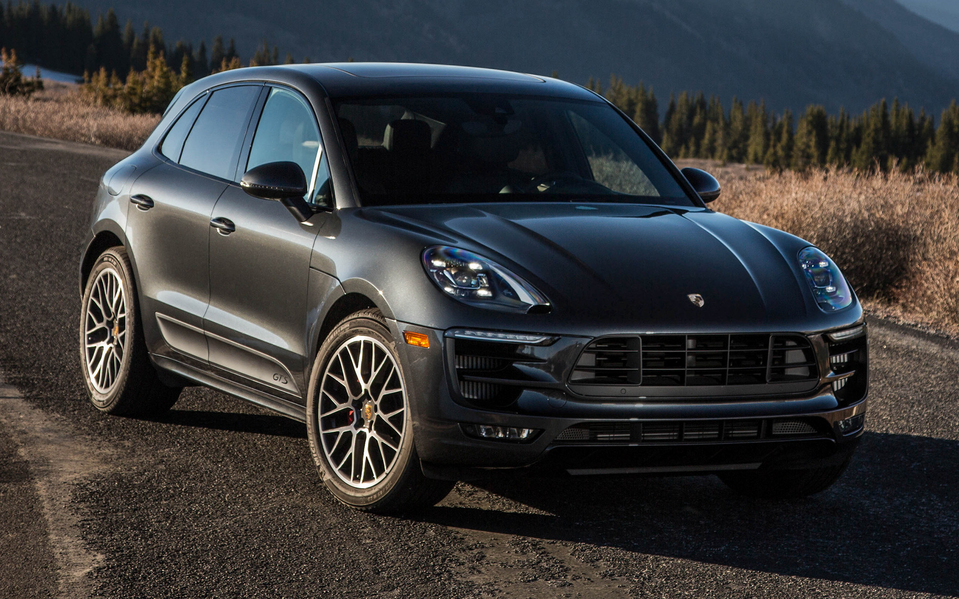 2017 Porsche Macan GTS (US) - Wallpapers and HD Images ...