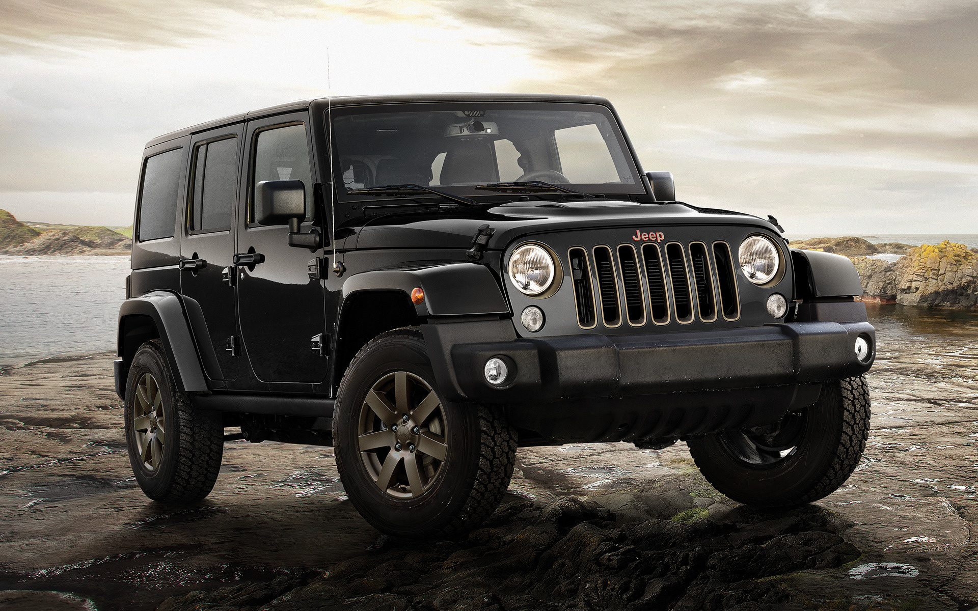 wrangler jeep unlimited 75th anniversary wallpapers hd eu ws