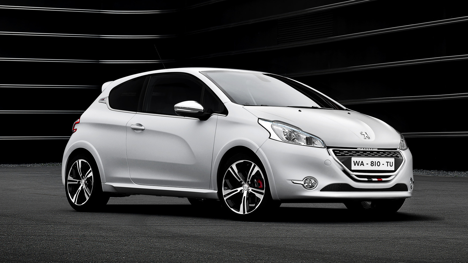 Land Rover Sport >> 2012 Peugeot 208 GTi - Wallpapers and HD Images | Car Pixel