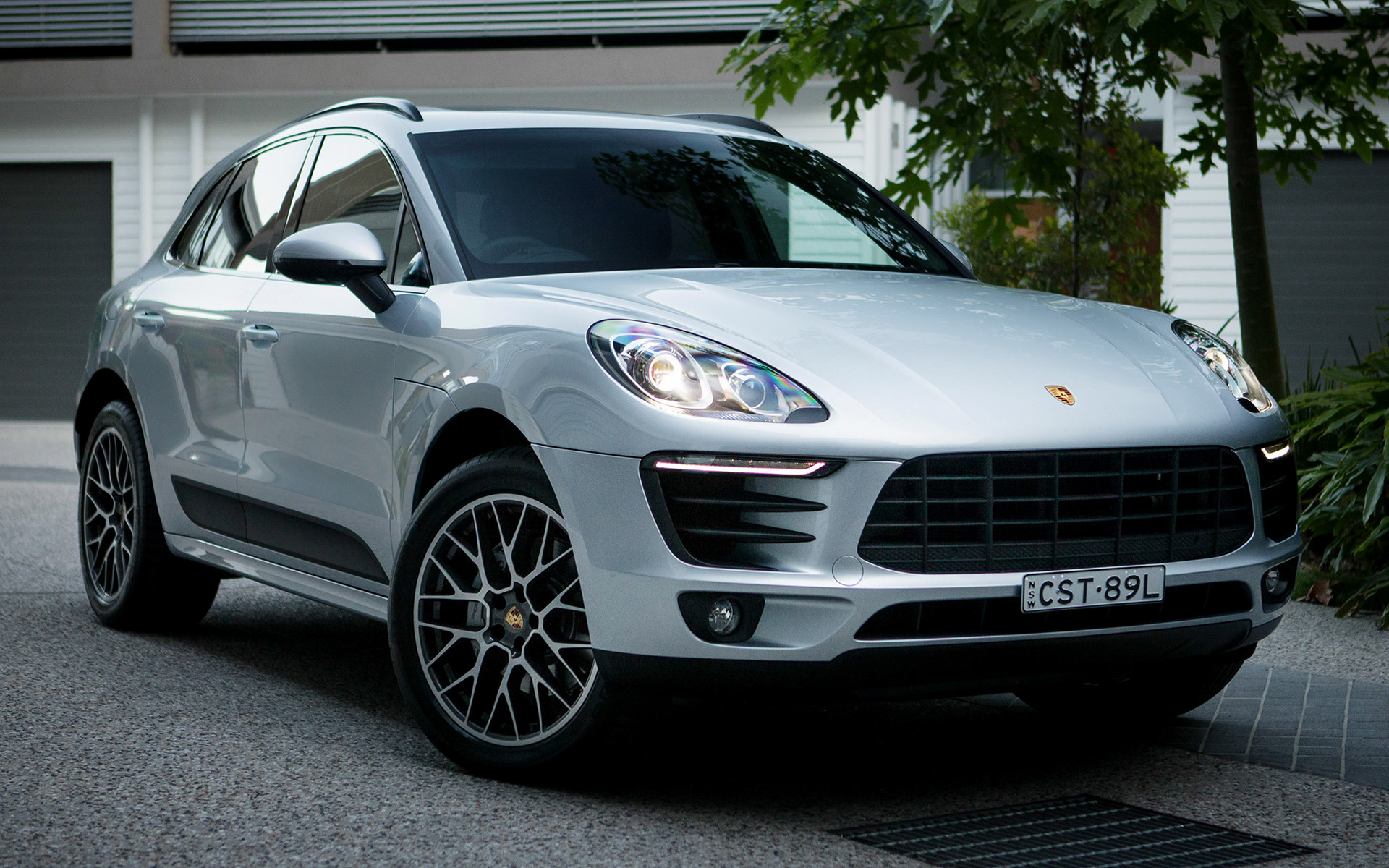 2014 Porsche Macan S (AU) - Wallpapers And HD Images