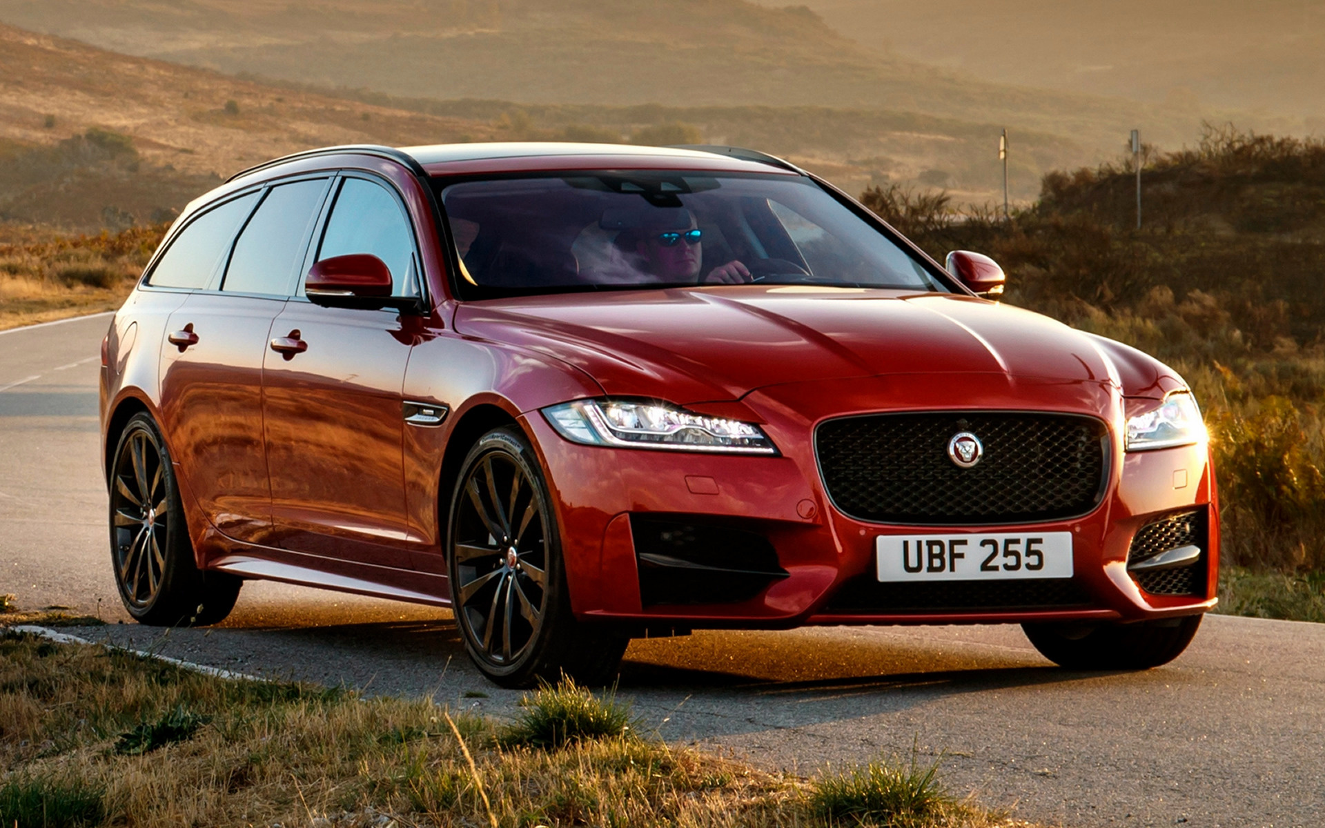 jaguar xf sportbrake r sport 2017 wallpapers and hd images car pixel. Black Bedroom Furniture Sets. Home Design Ideas