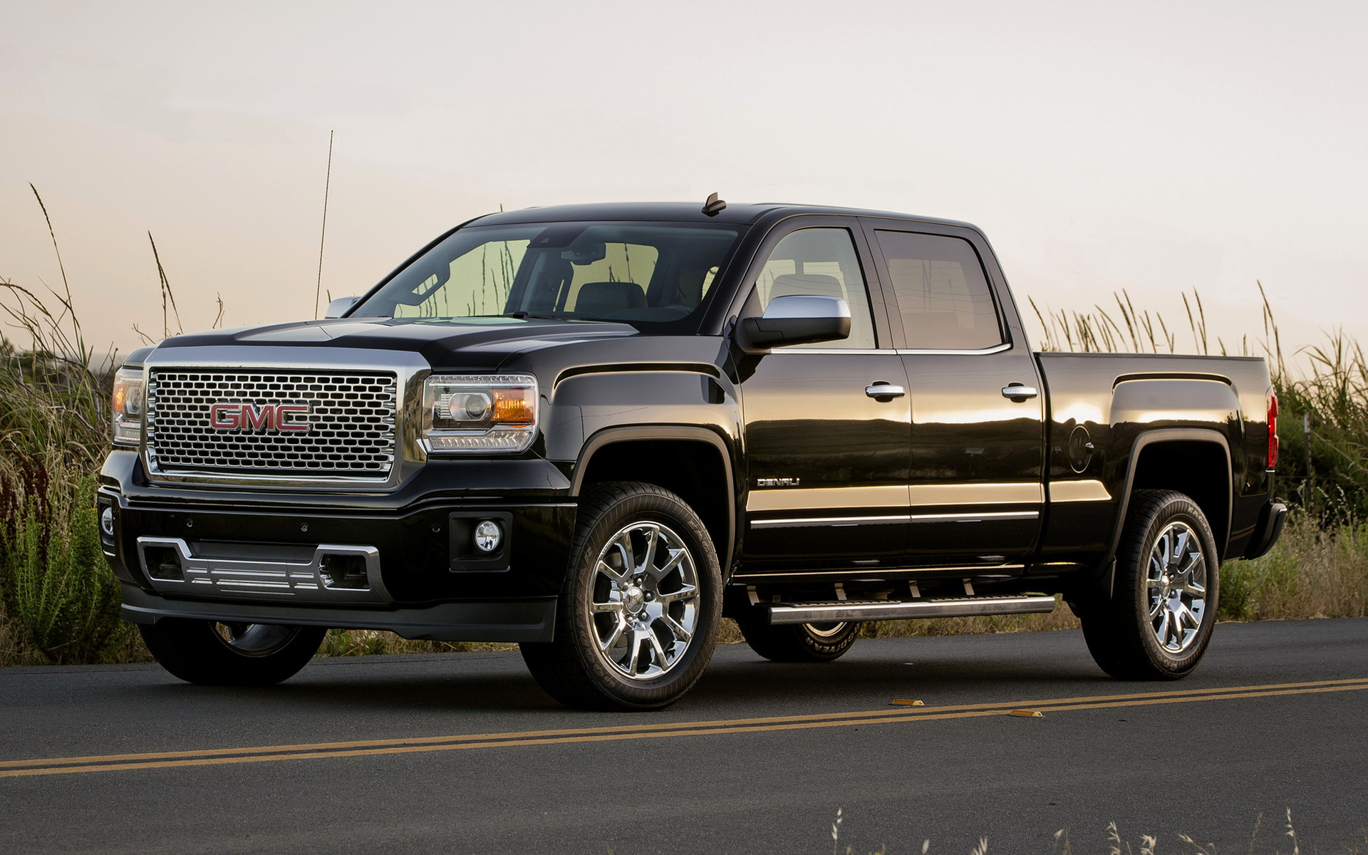 2014 GMC Sierra Denali 1500 Crew Cab - Wallpapers and HD ...