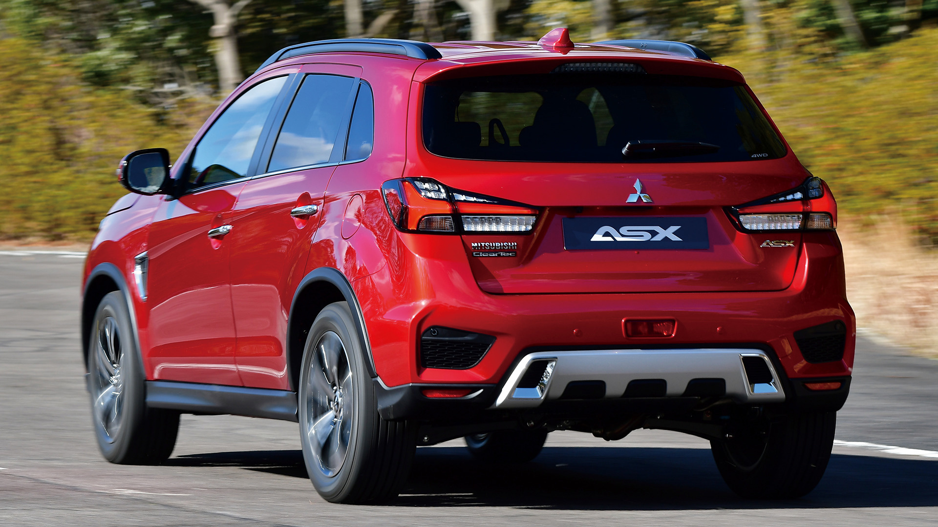 New Lexus Suv >> 2019 Mitsubishi ASX - Wallpapers and HD Images | Car Pixel